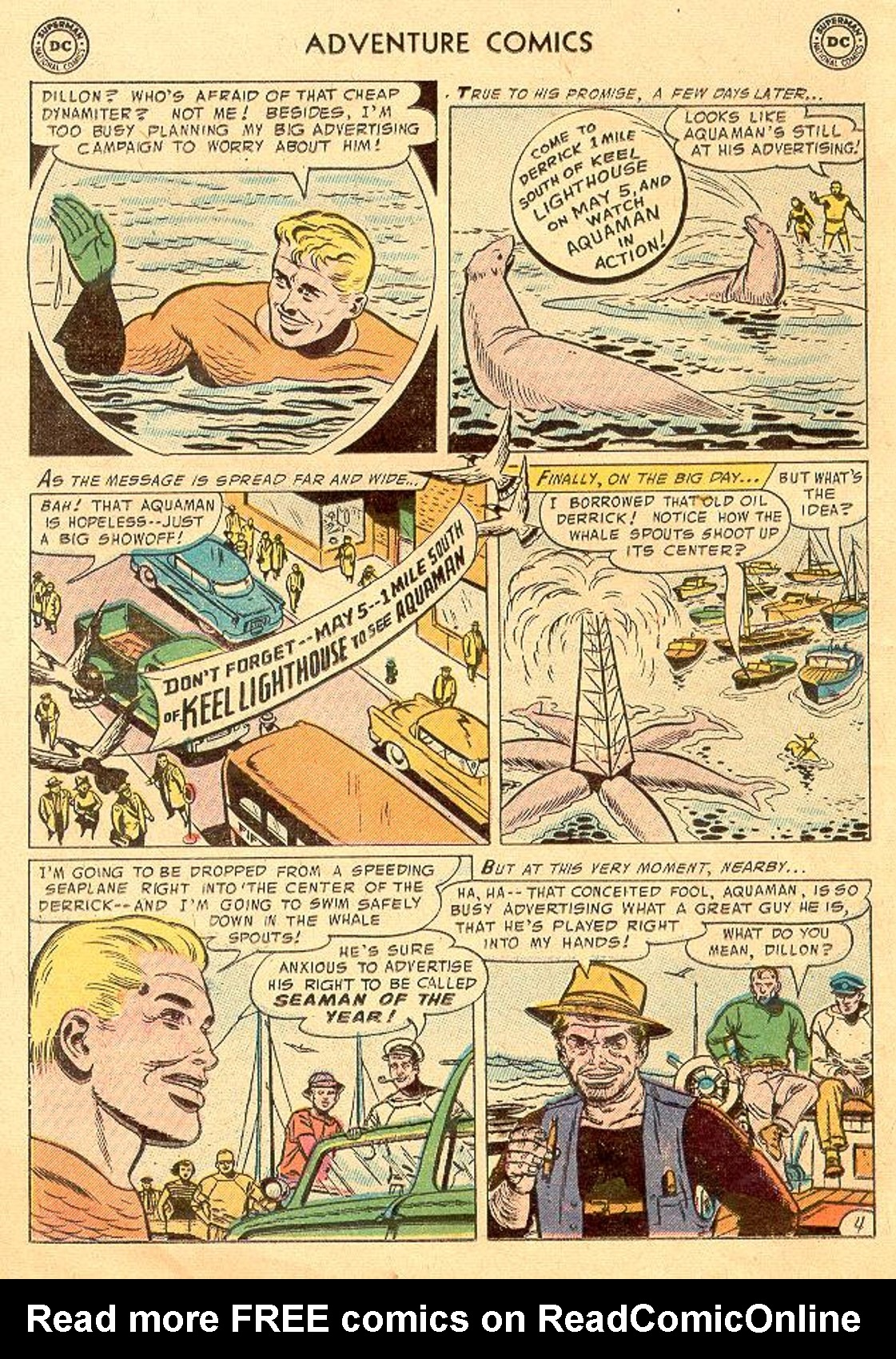 Read online Adventure Comics (1938) comic -  Issue #226 - 20