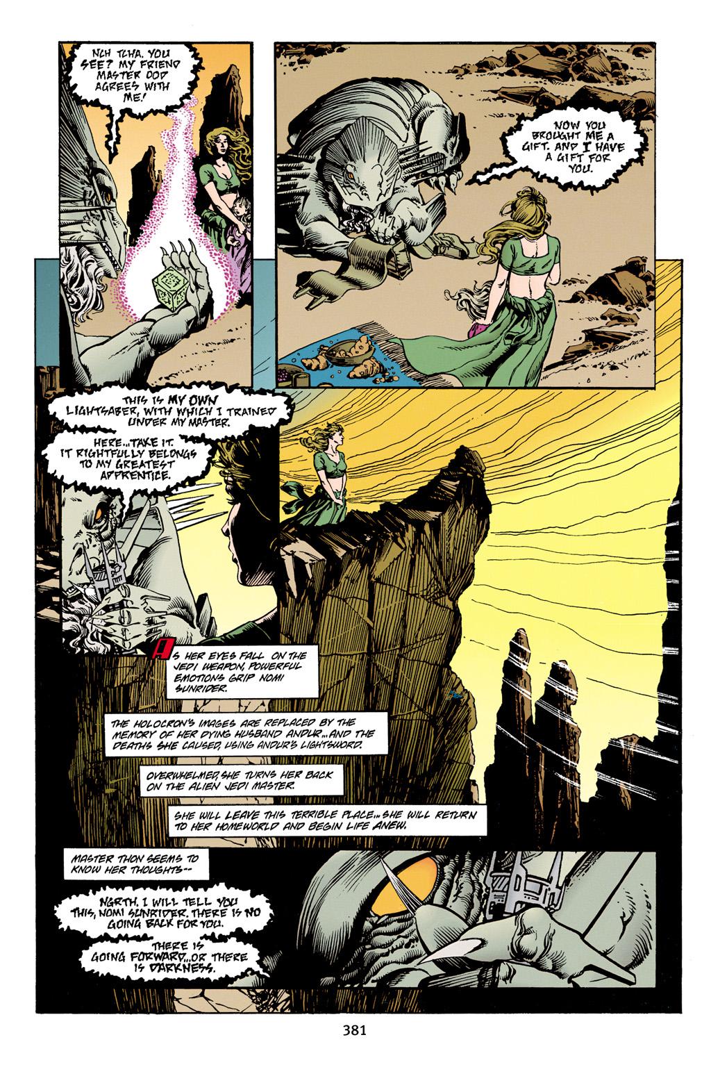 Read online Star Wars Omnibus comic -  Issue # Vol. 4 - 369