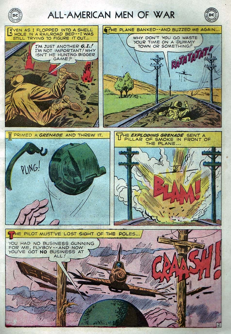 All-American Men of War issue 51 - Page 11