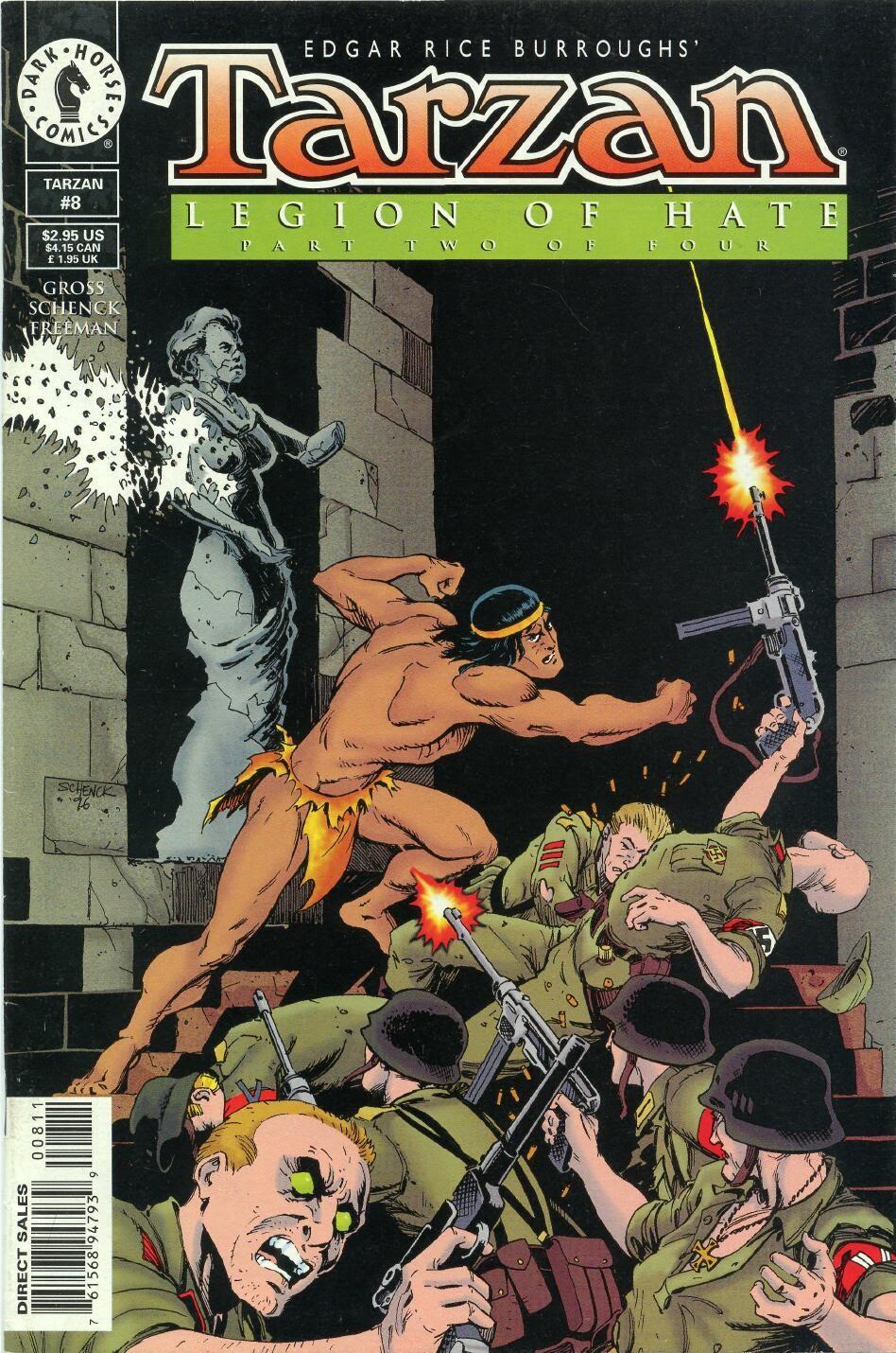 Tarzan (1996) issue 8 - Page 1
