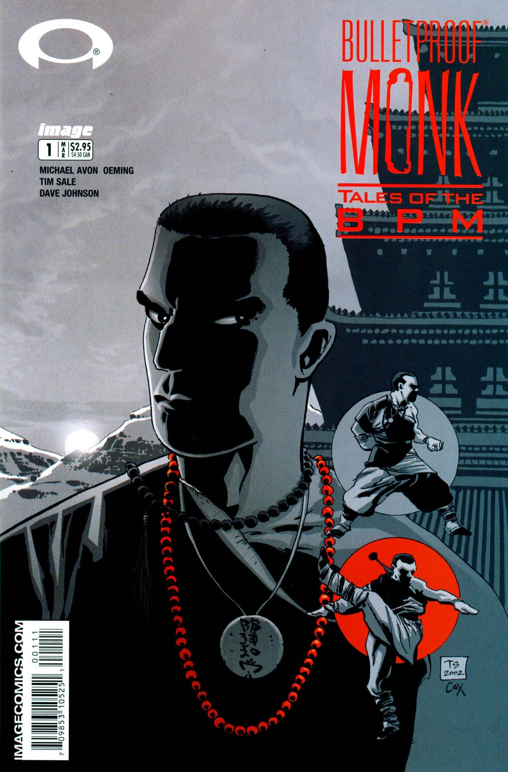 Bulletproof Monk: Tales of the B.P.M. Full Page 1