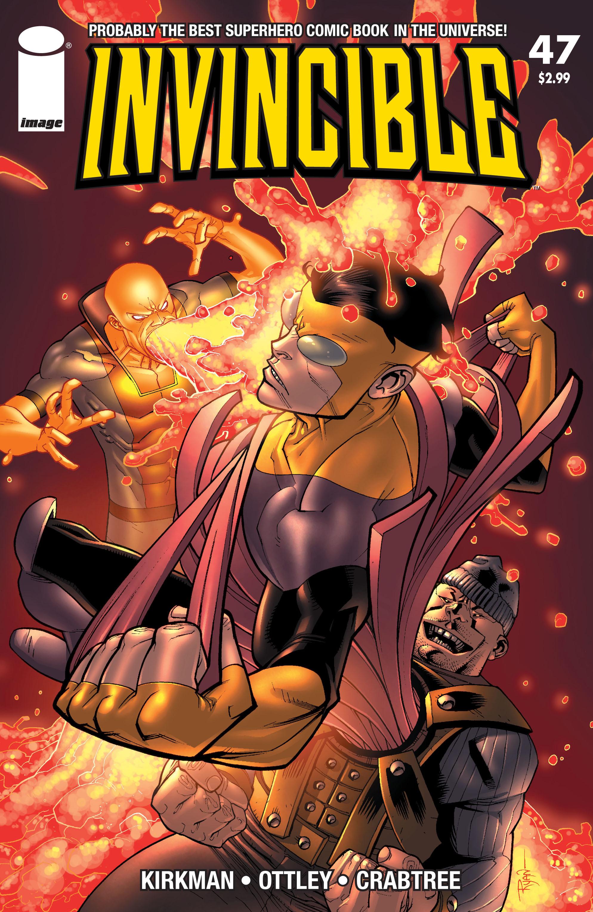 Invincible (2003) 47 Page 1