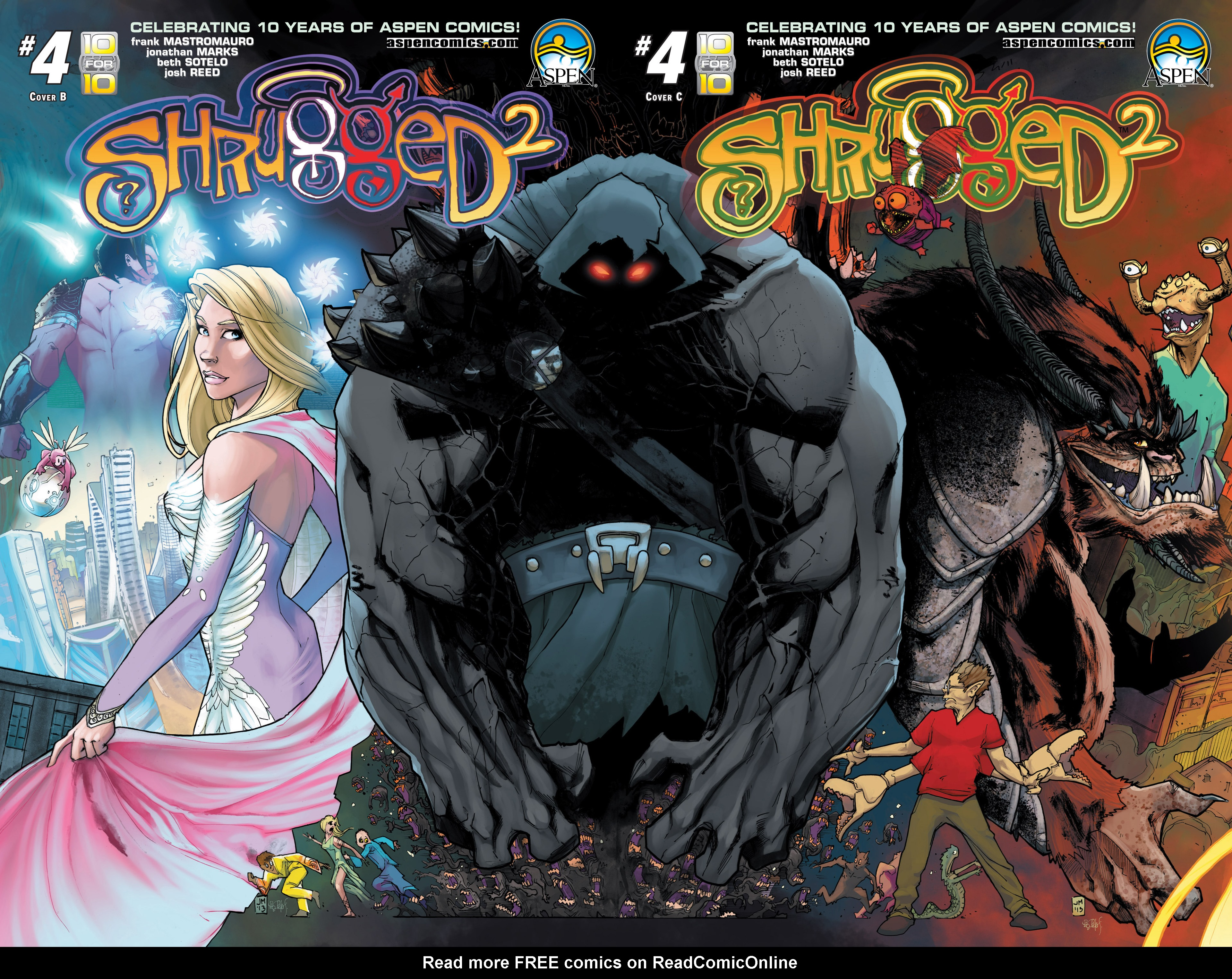 Read online Shrugged (2013) comic -  Issue #4 - 3