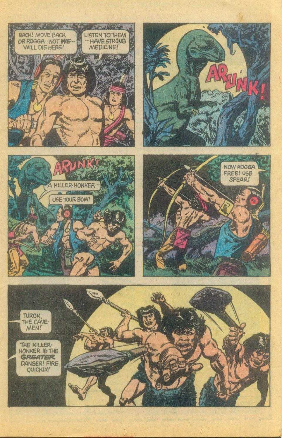 Read online Turok, Son of Stone comic -  Issue #120 - 13