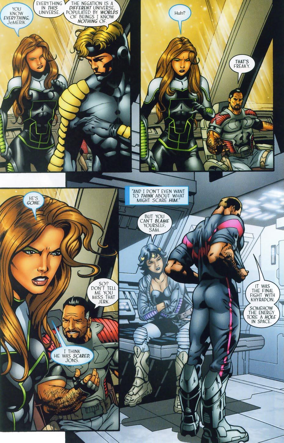 Read online Sigil (2000) comic -  Issue #38 - 10