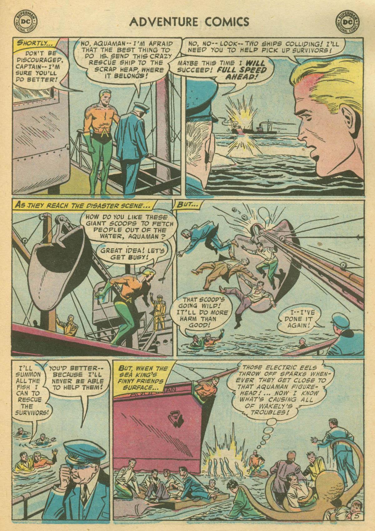 Read online Adventure Comics (1938) comic -  Issue #239 - 31