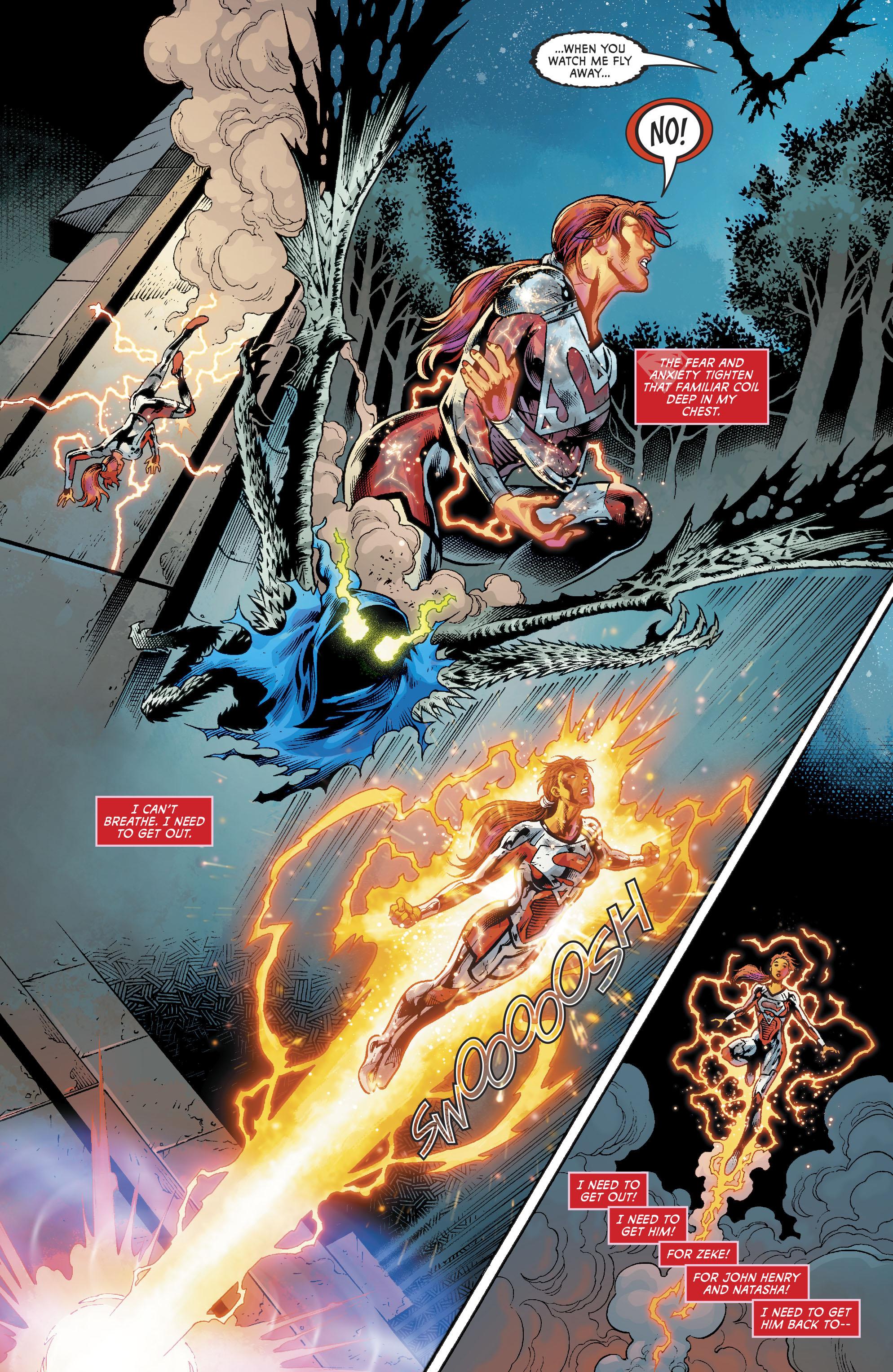 Read online Superwoman comic -  Issue #11 - 20