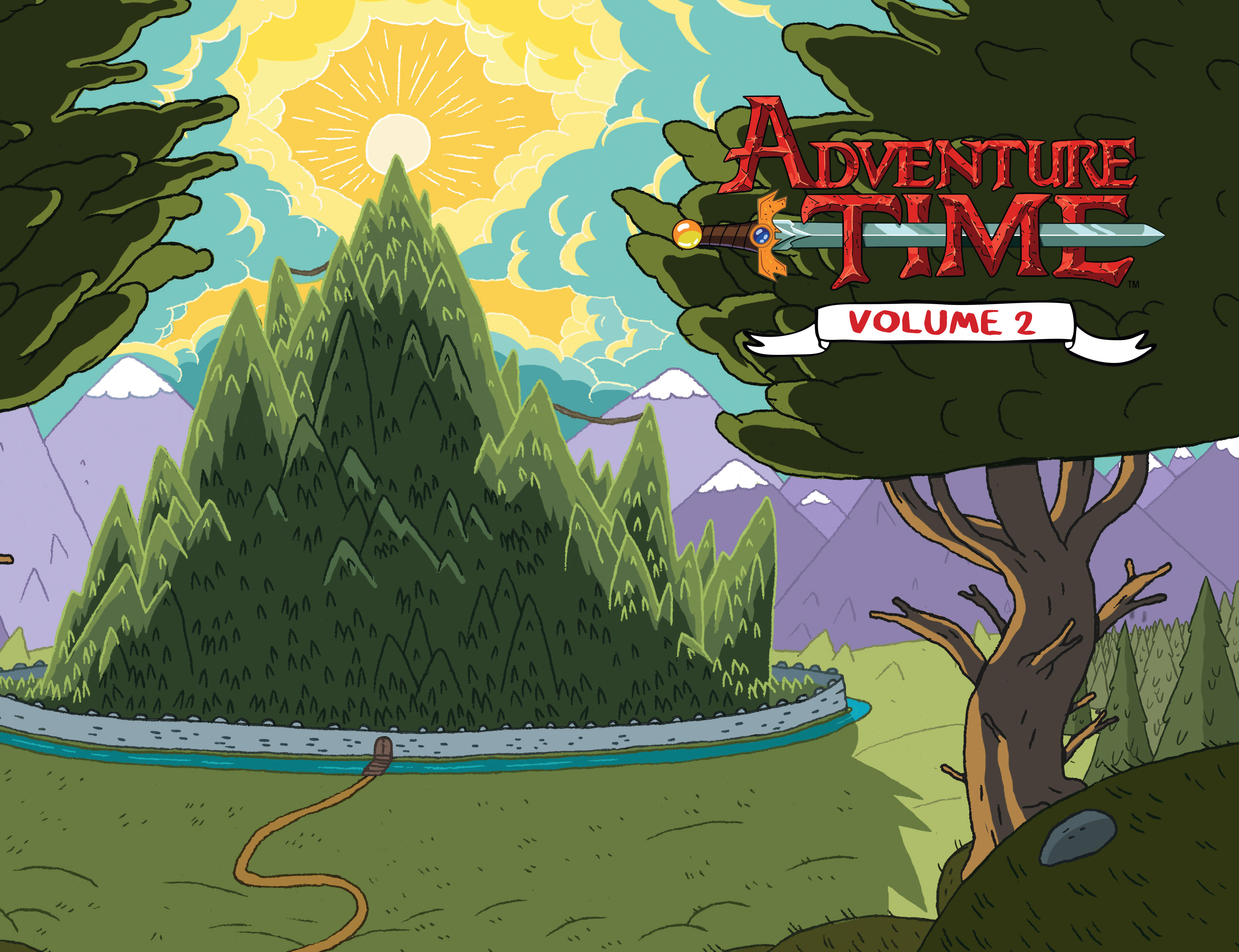 Read online Adventure Time comic -  Issue #Adventure Time _TPB 2 - 3