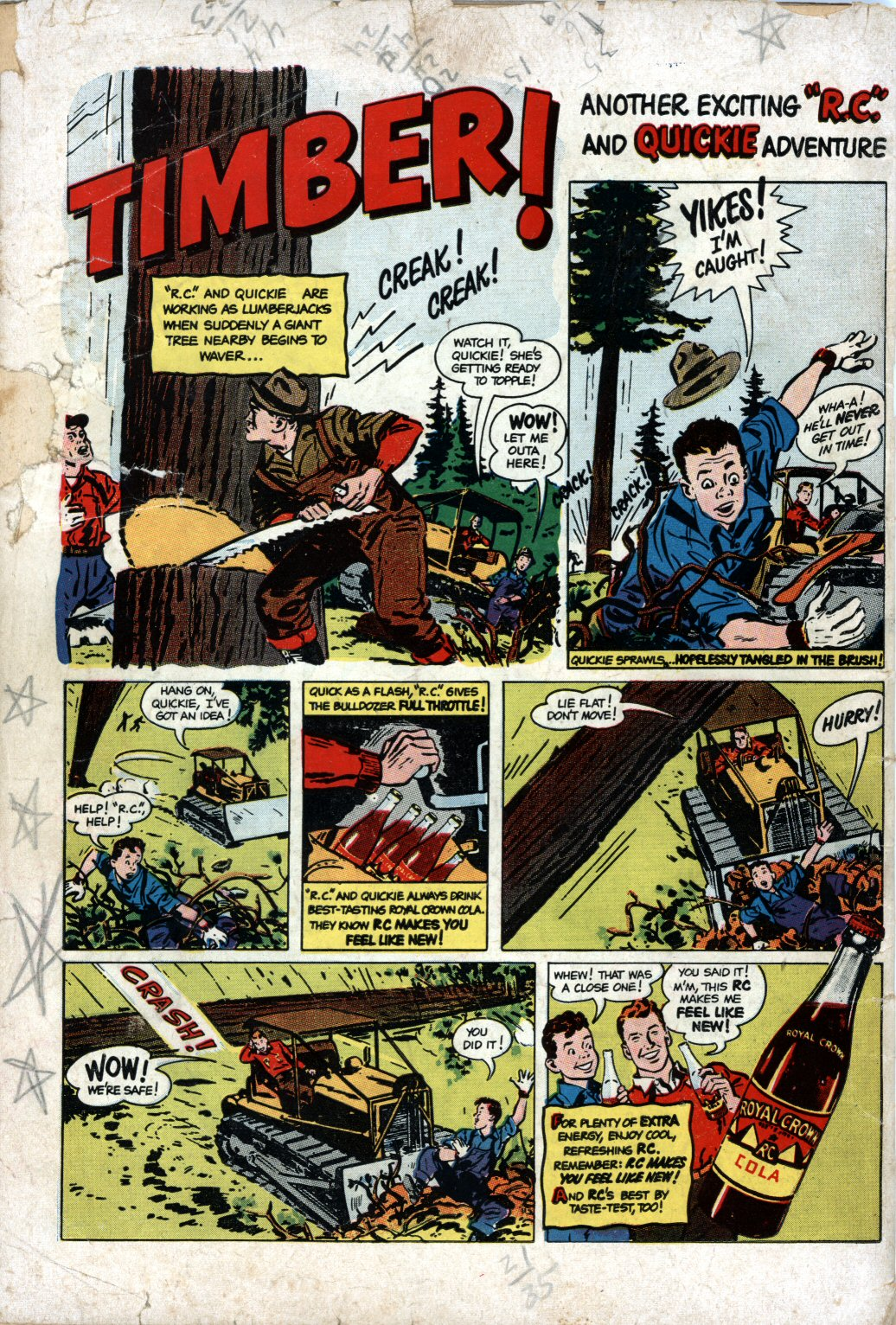 The Adventures of Bob Hope issue 11 - Page 44