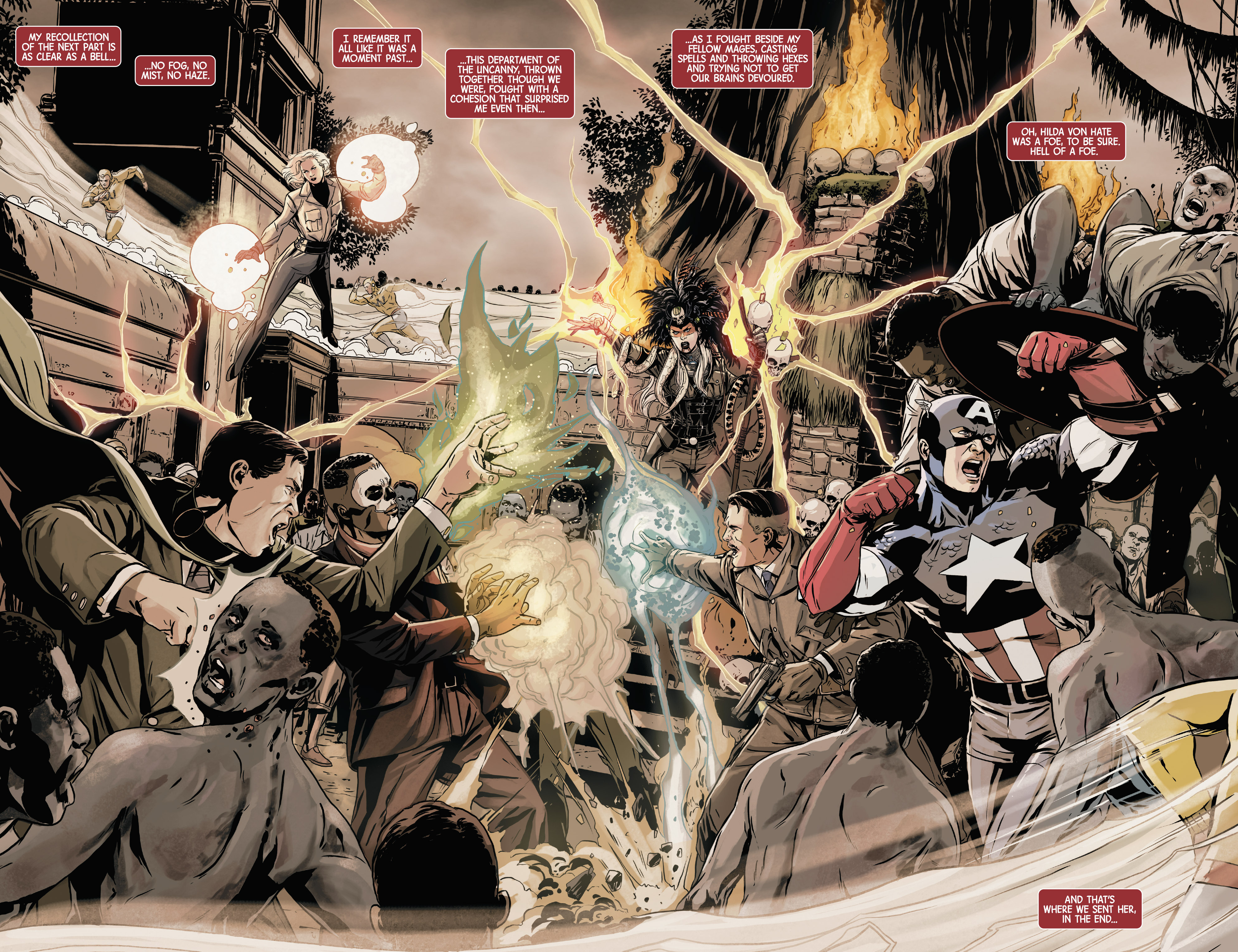 Read online Uncanny Avengers [II] comic -  Issue # _Annual 1 - 10
