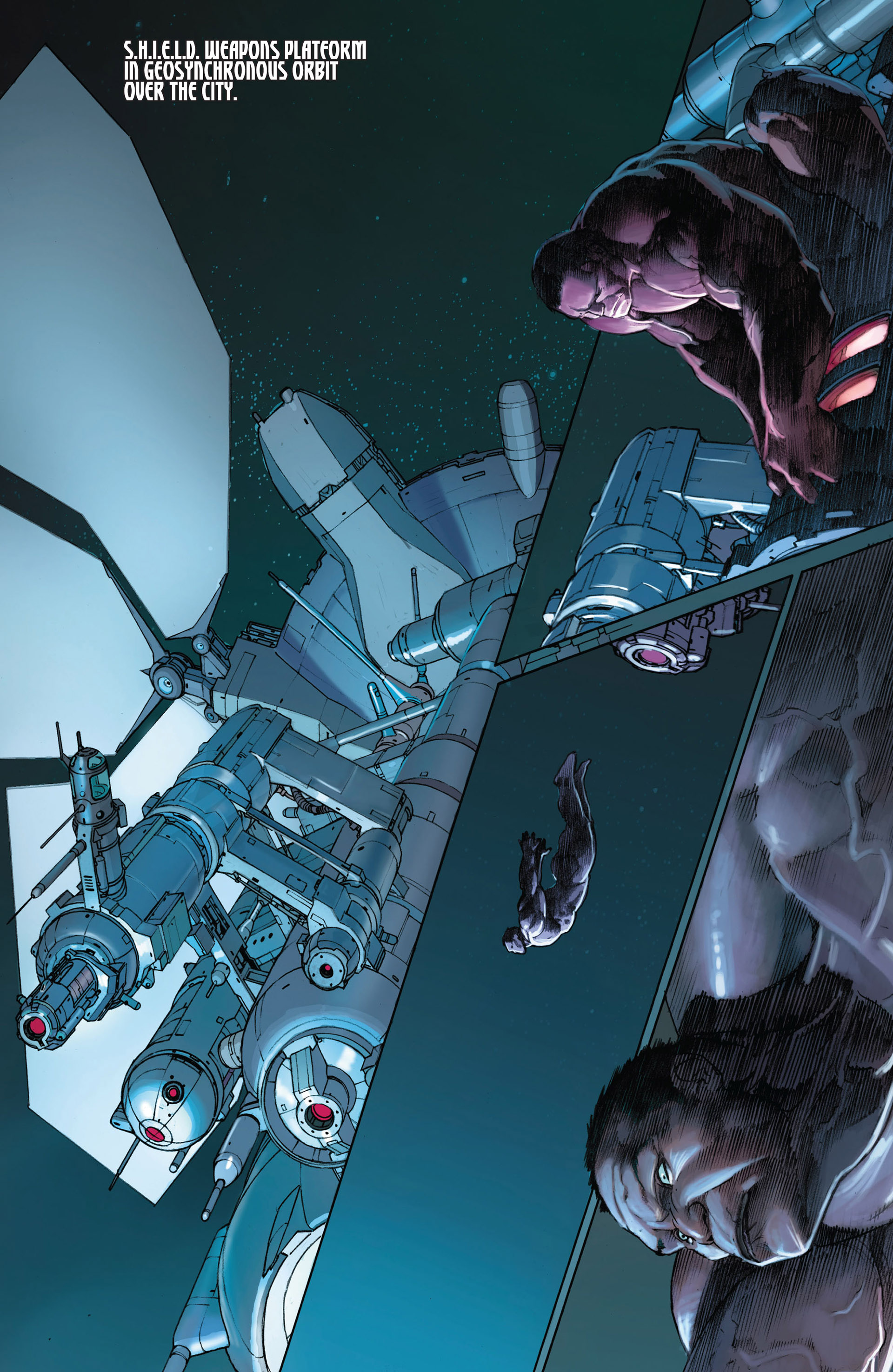 Read online Ultimate Comics Ultimates comic -  Issue #7 - 17