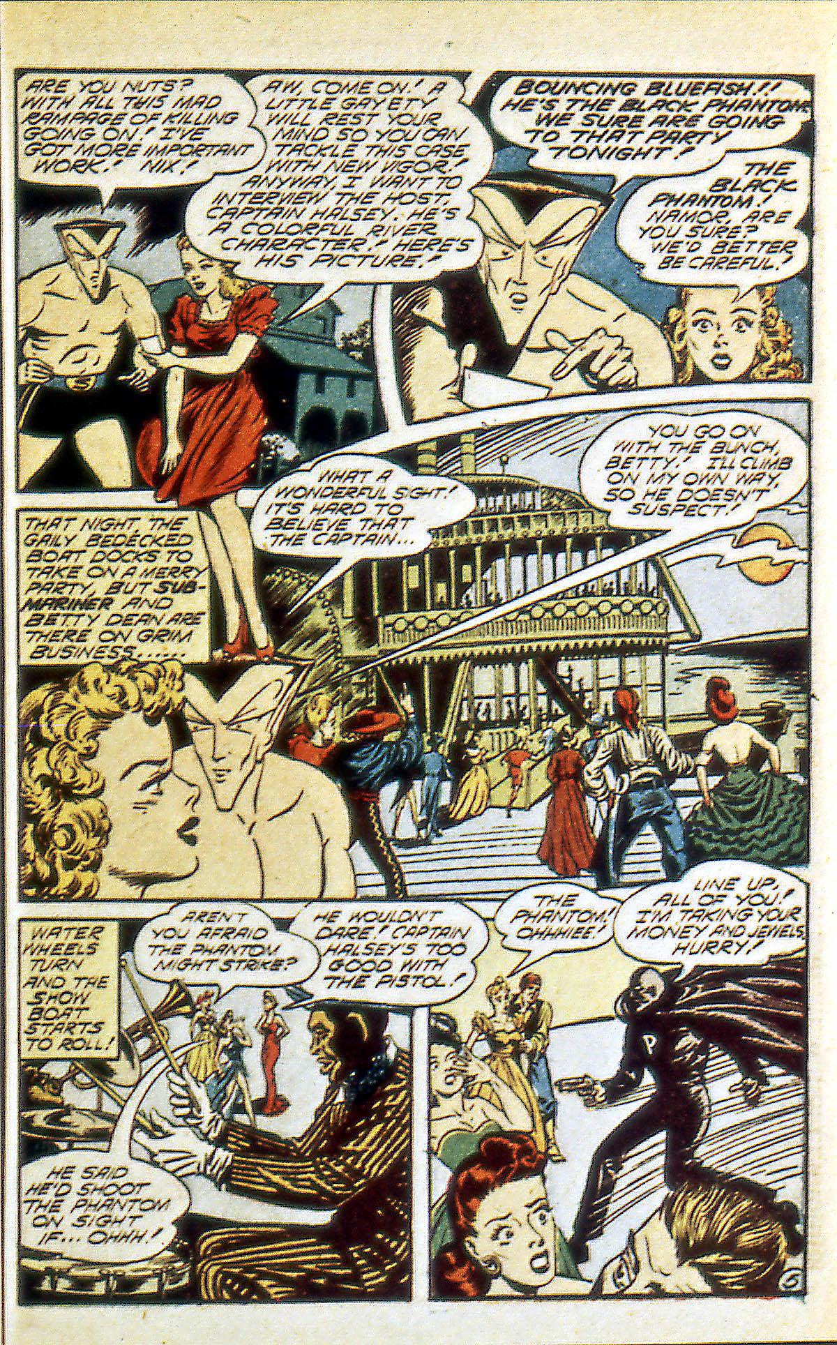 Read online All-Winners Comics comic -  Issue #17 - 8
