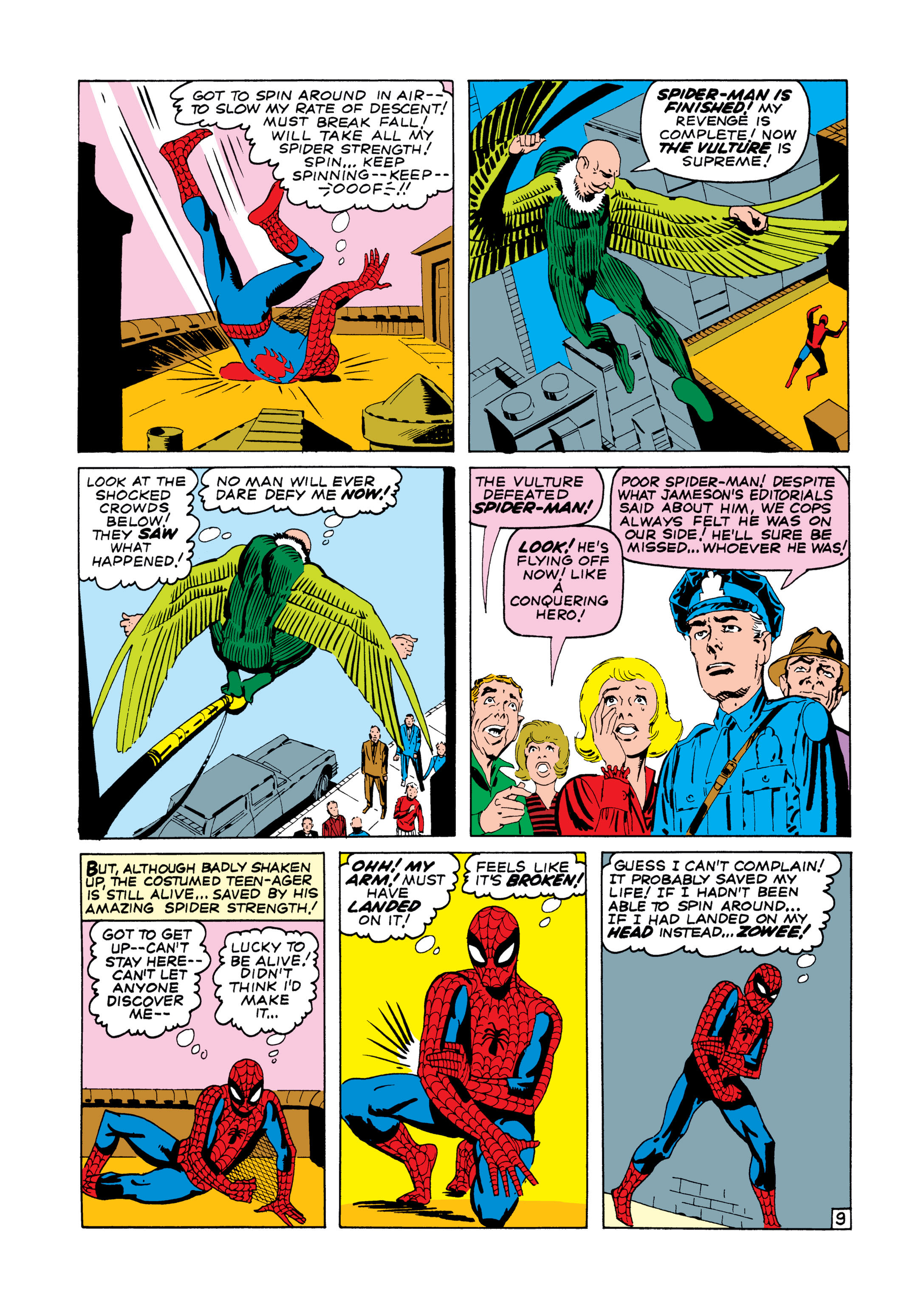 The Amazing Spider-Man (1963) 7 Page 9