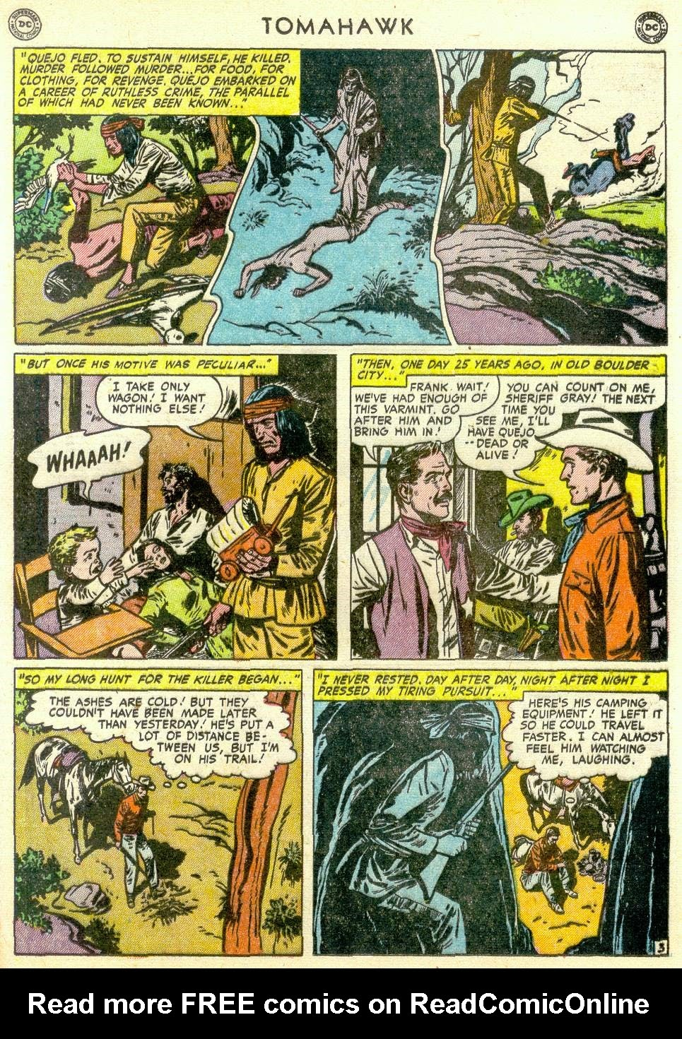 Tomahawk issue 1 - Page 25