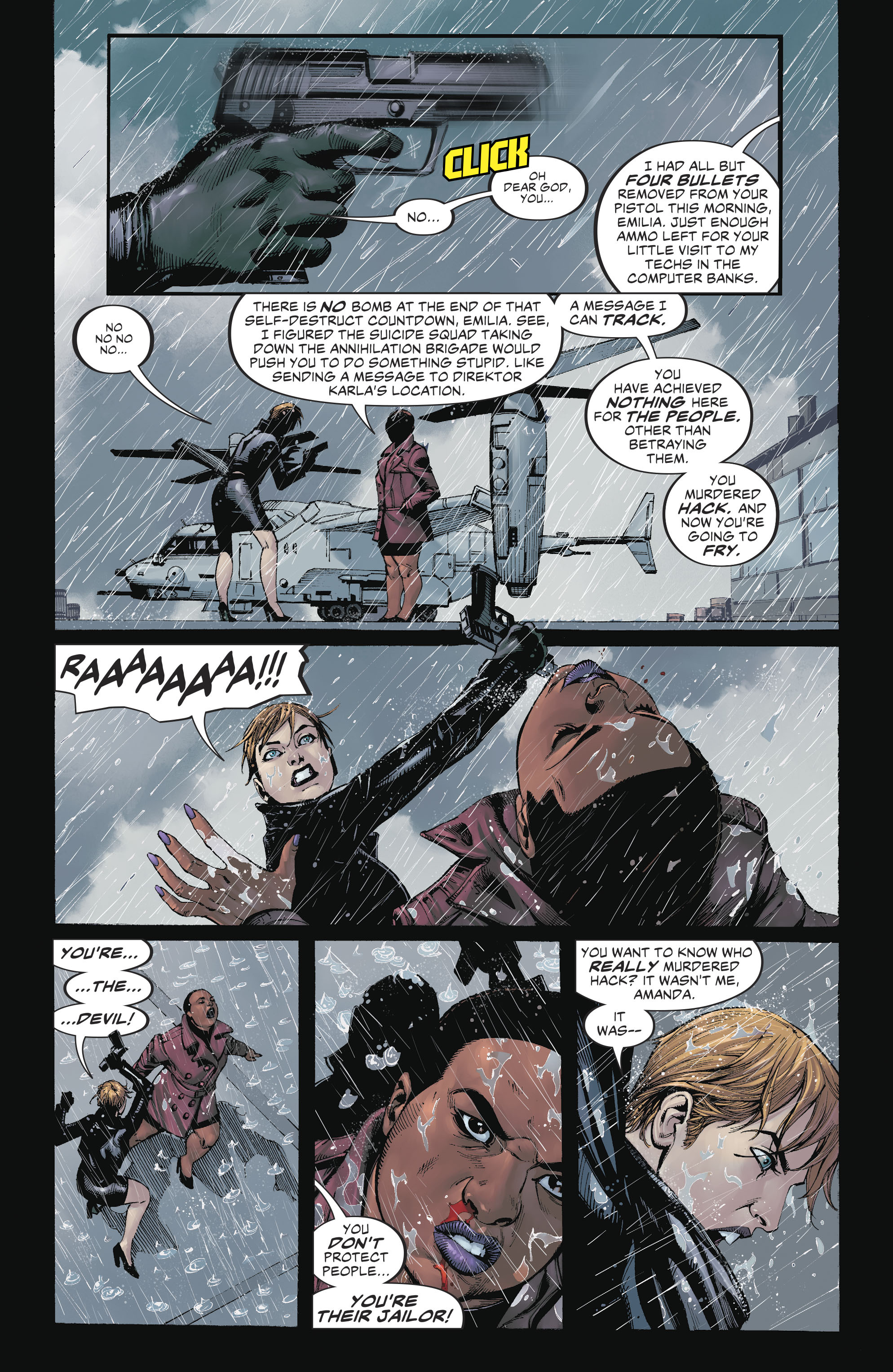 Read online Suicide Squad (2016) comic -  Issue #17 - 18