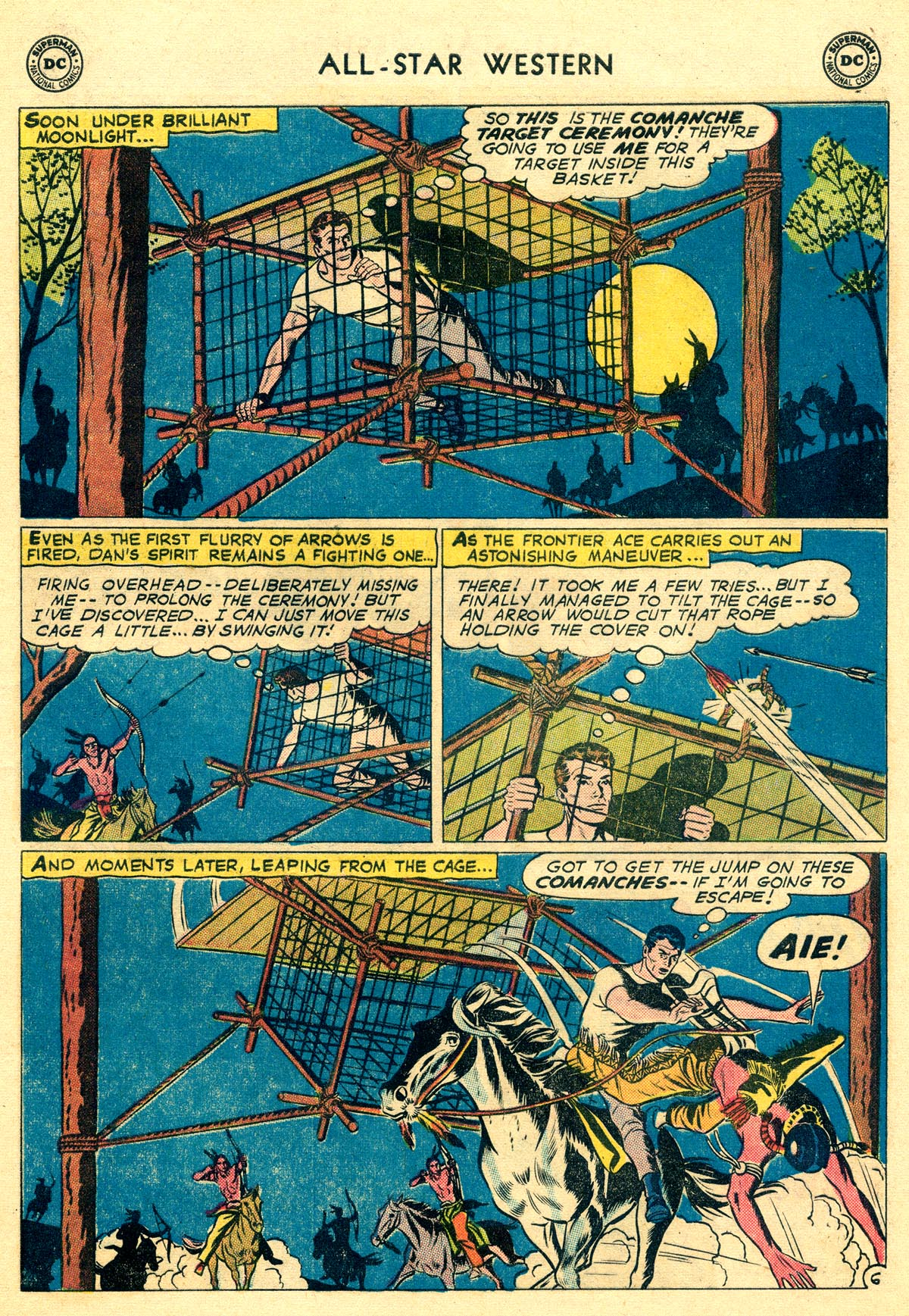 Read online All-Star Western (1951) comic -  Issue #109 - 21