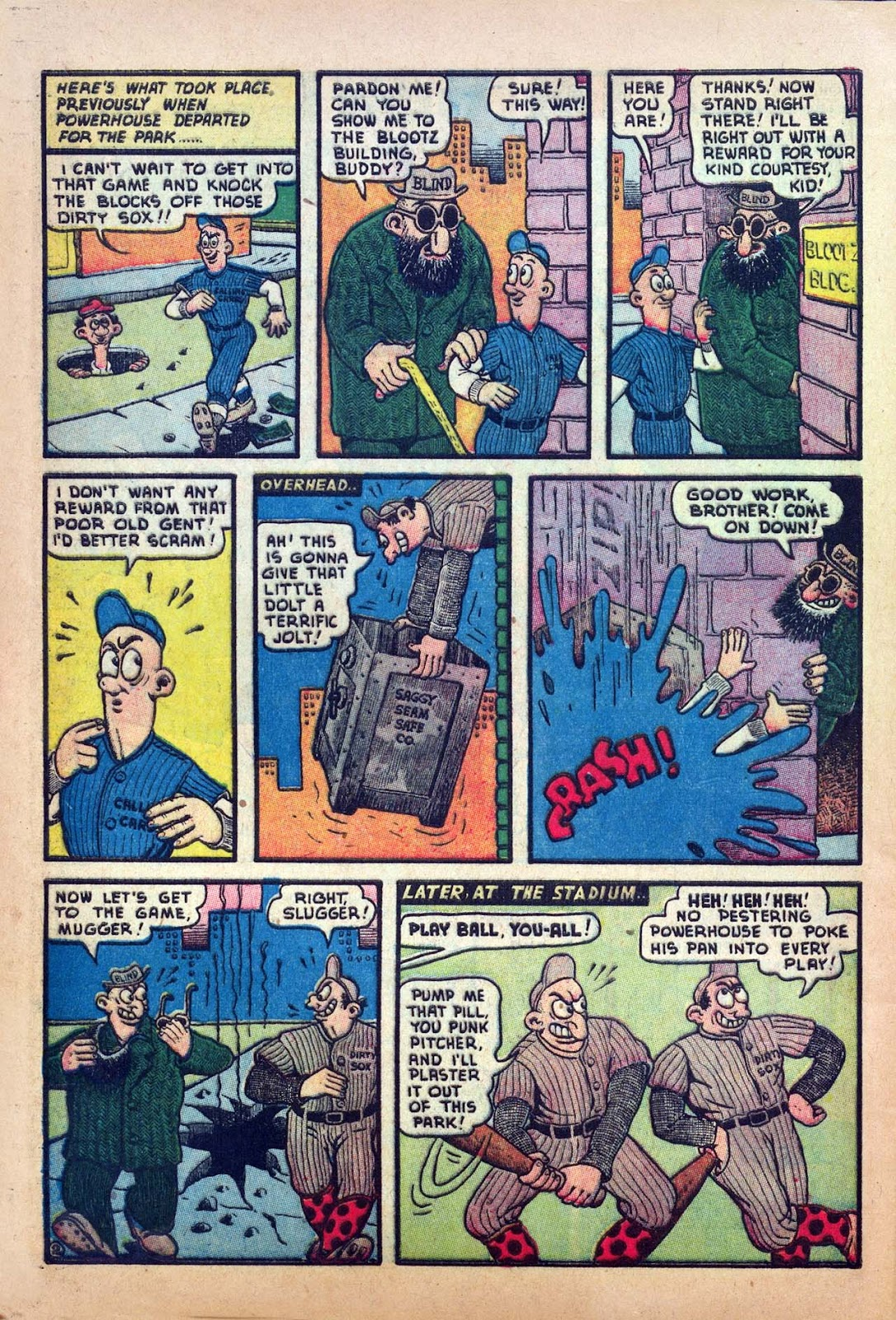 Read online Joker Comics comic -  Issue #7 - 60