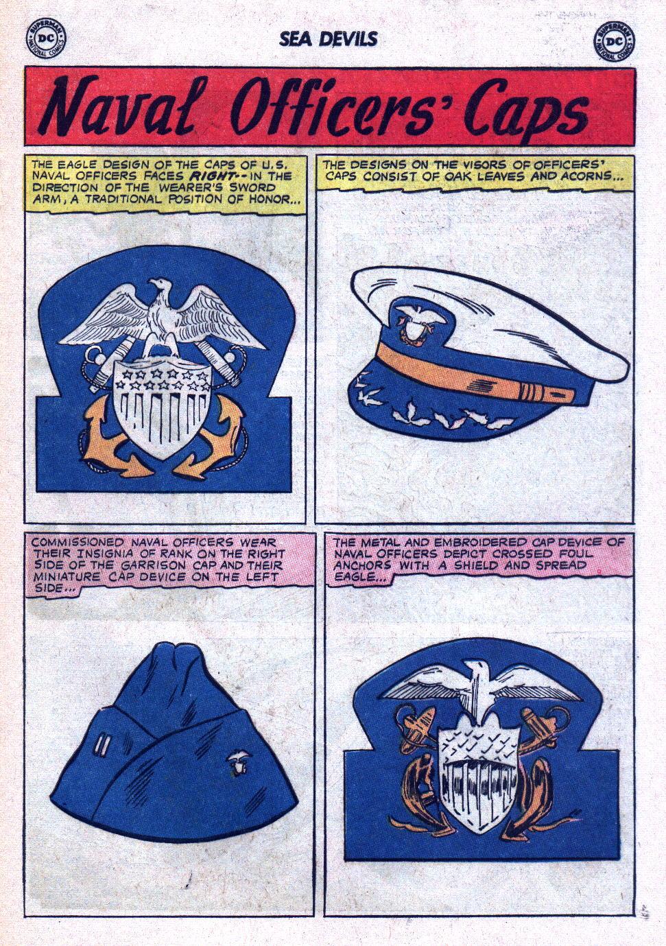 Read online Sea Devils comic -  Issue #9 - 18