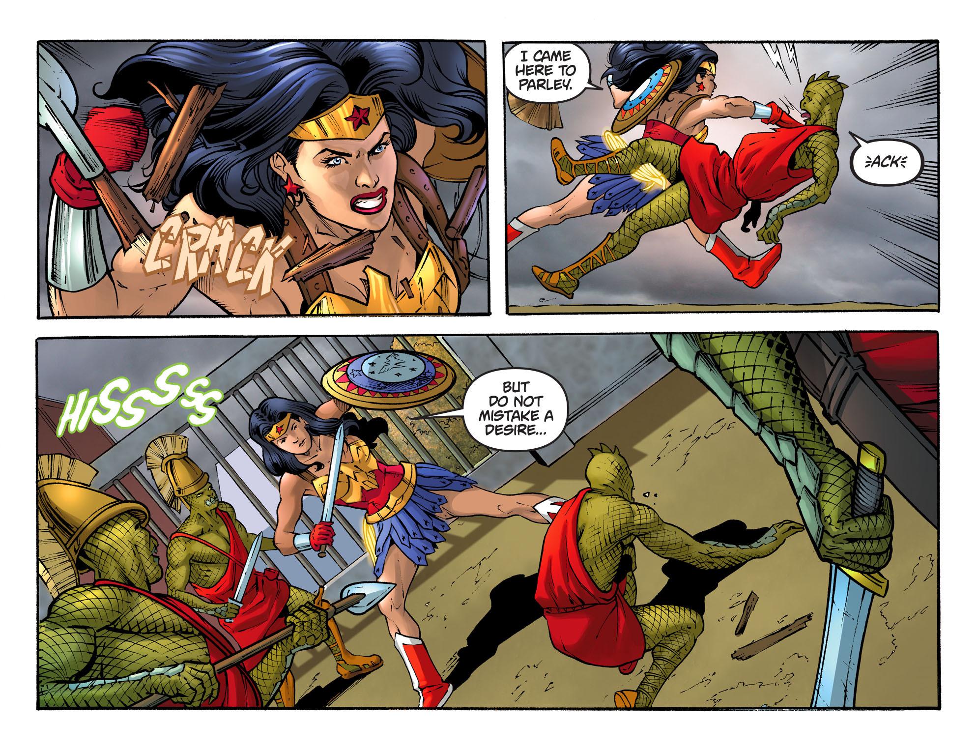 Read online Sensation Comics Featuring Wonder Woman comic -  Issue #34 - 18