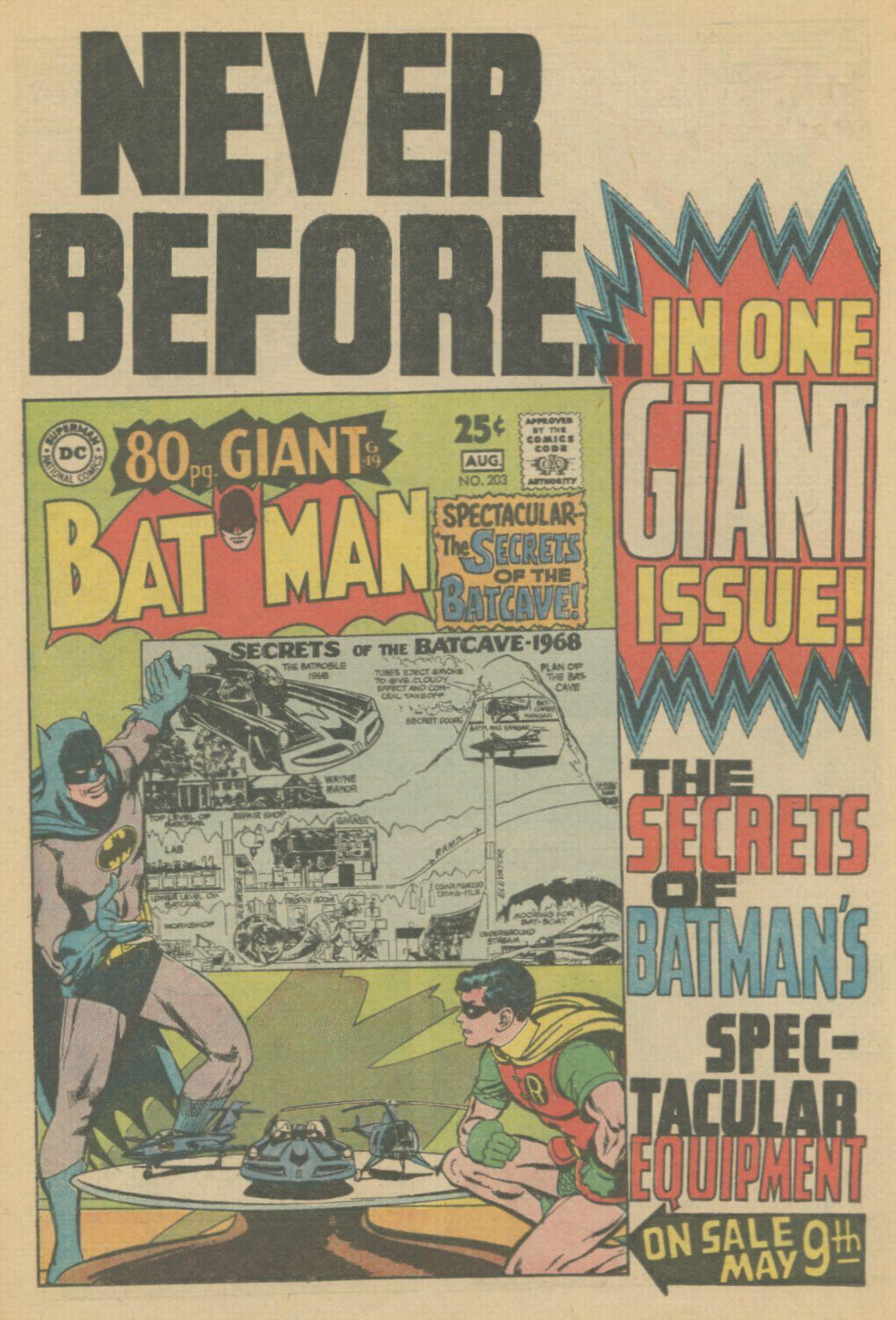 Read online Adventure Comics (1938) comic -  Issue #370 - 12