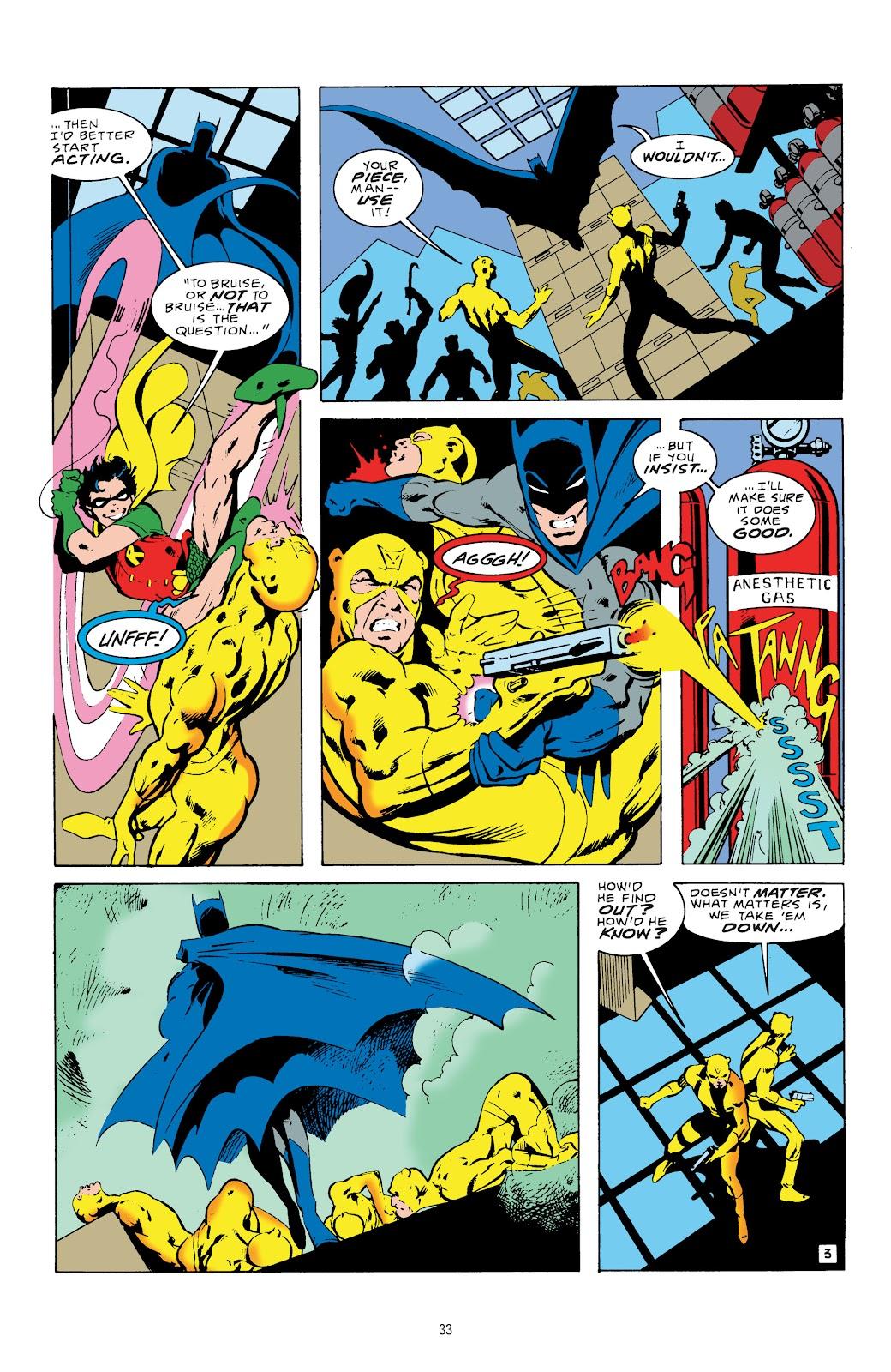 Read online Detective Comics (1937) comic -  Issue # _TPB Batman - The Dark Knight Detective 1 (Part 1) - 33