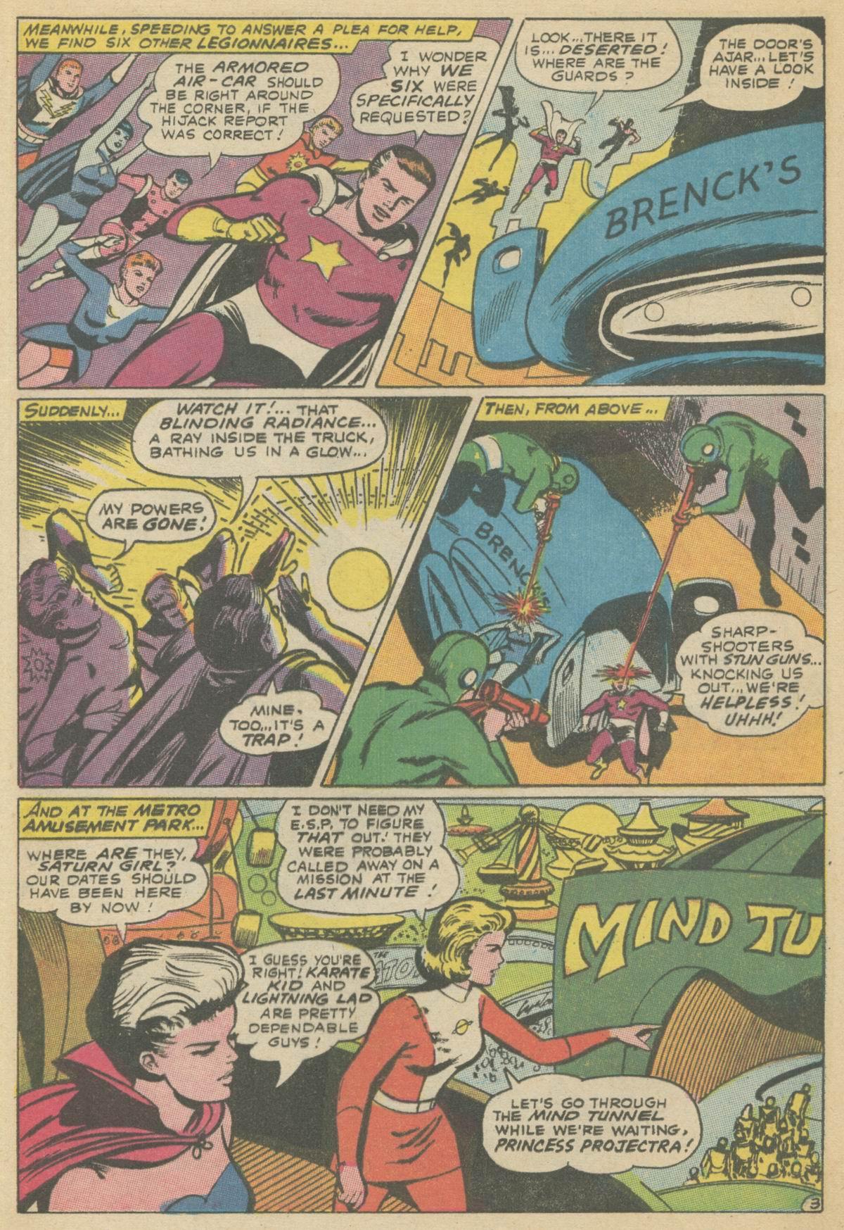 Read online Adventure Comics (1938) comic -  Issue #374 - 5