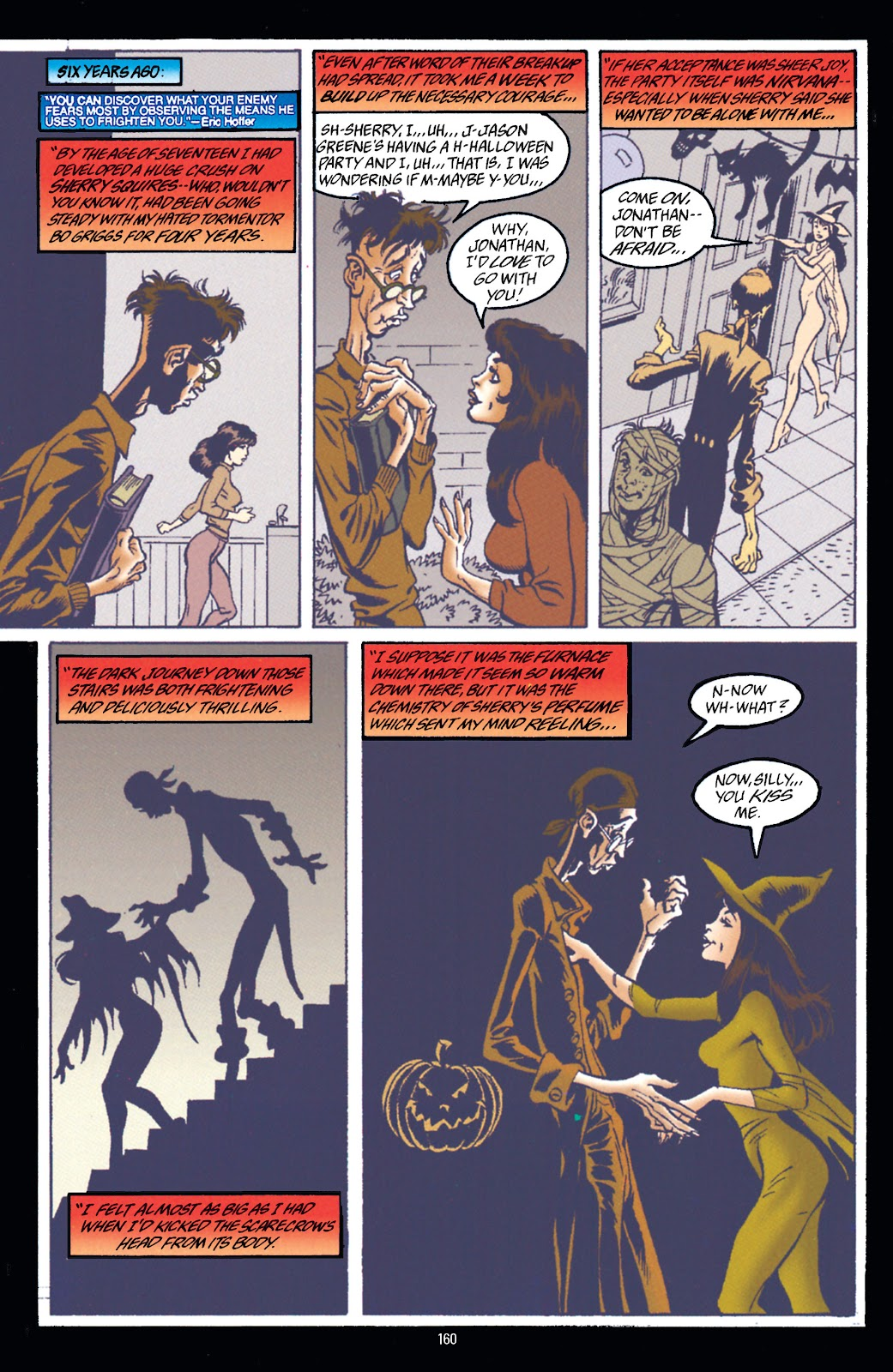 Read online Batman Arkham: Scarecrow comic -  Issue # TPB (Part 2) - 60