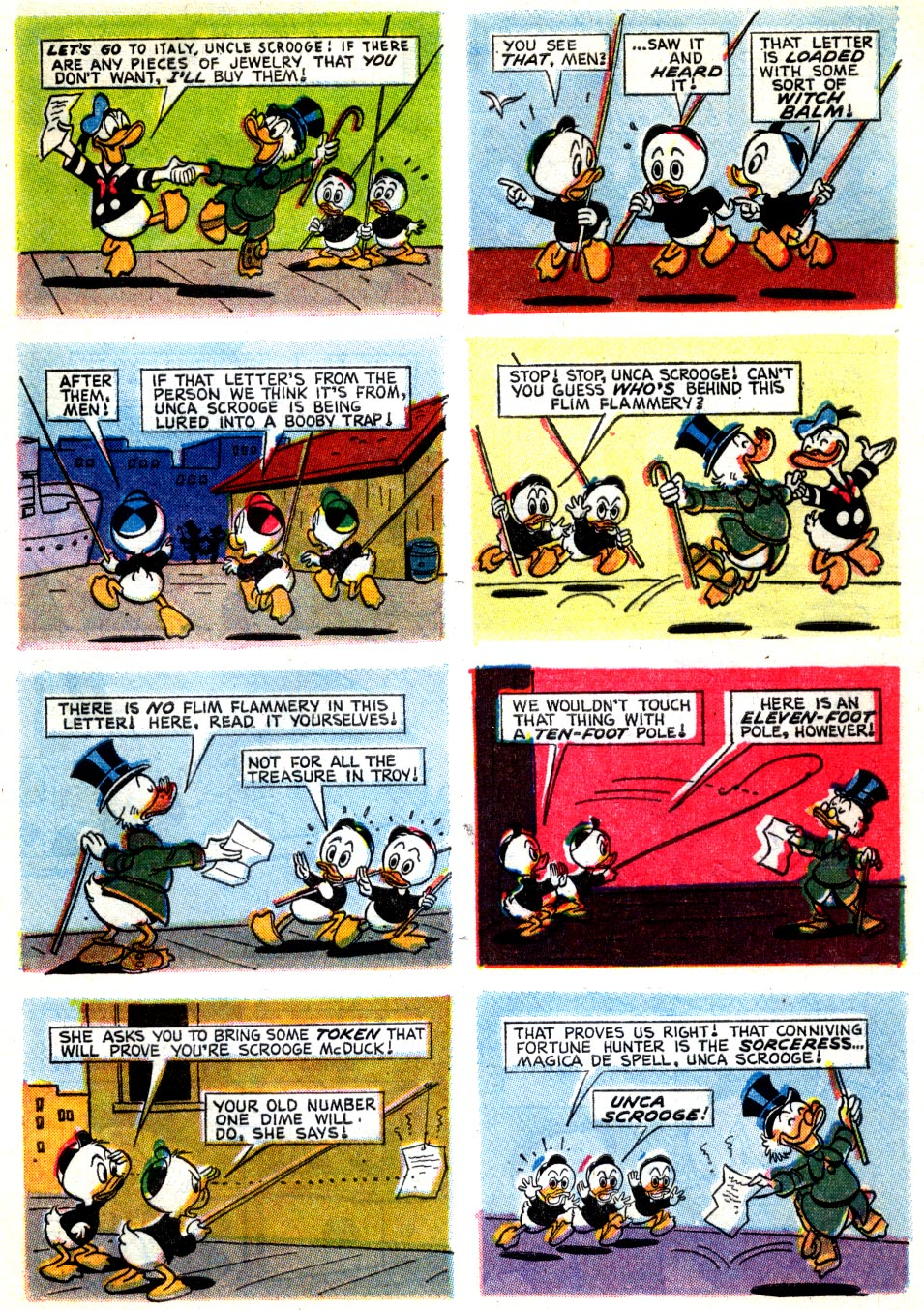 Read online Uncle Scrooge (1953) comic -  Issue #40 - 5