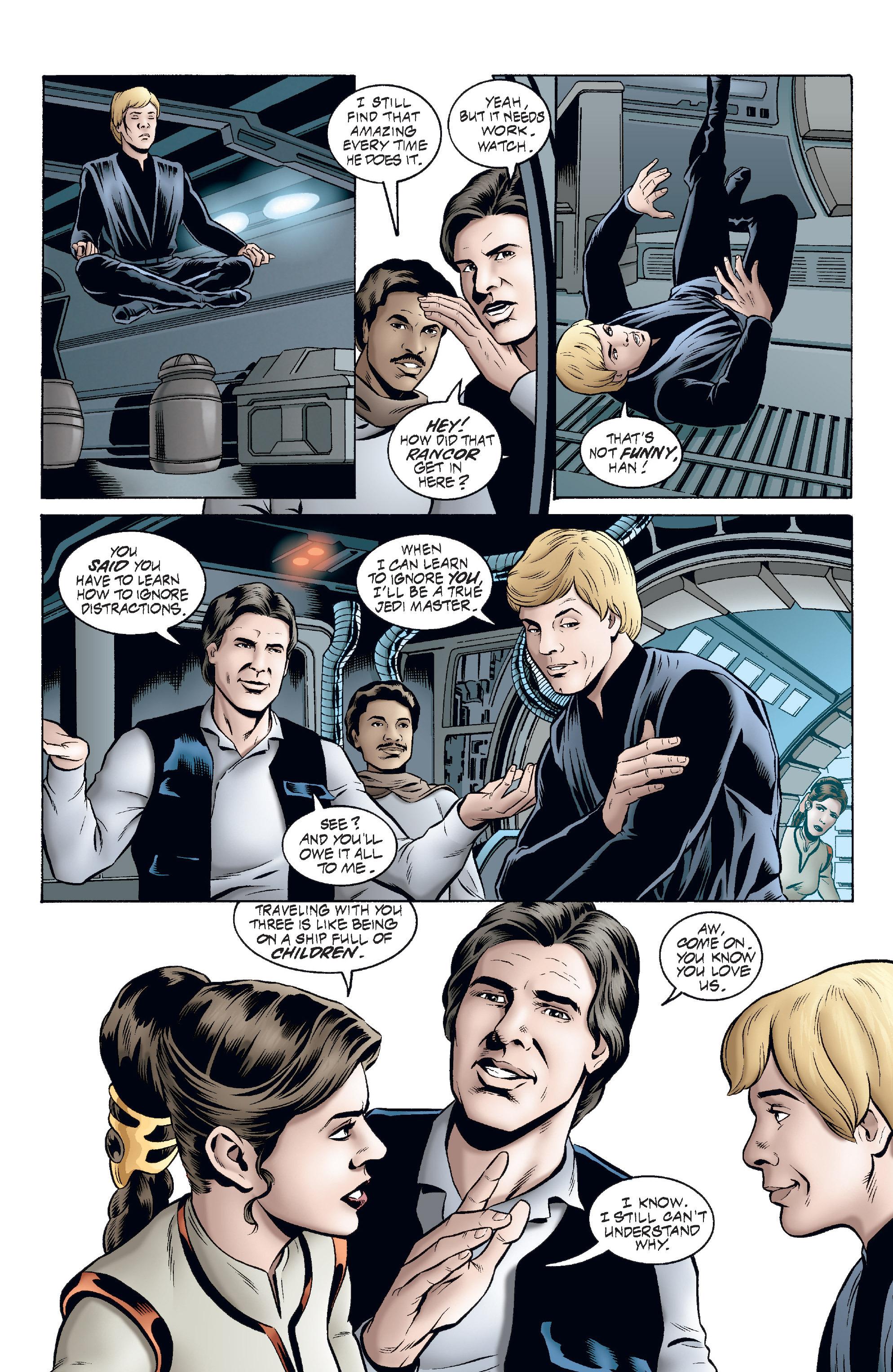 Read online Star Wars Omnibus comic -  Issue # Vol. 11 - 374