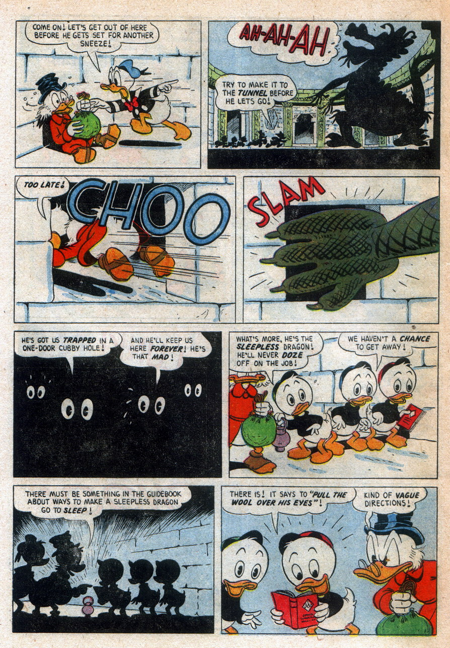 Read online Uncle Scrooge (1953) comic -  Issue #12 - 32