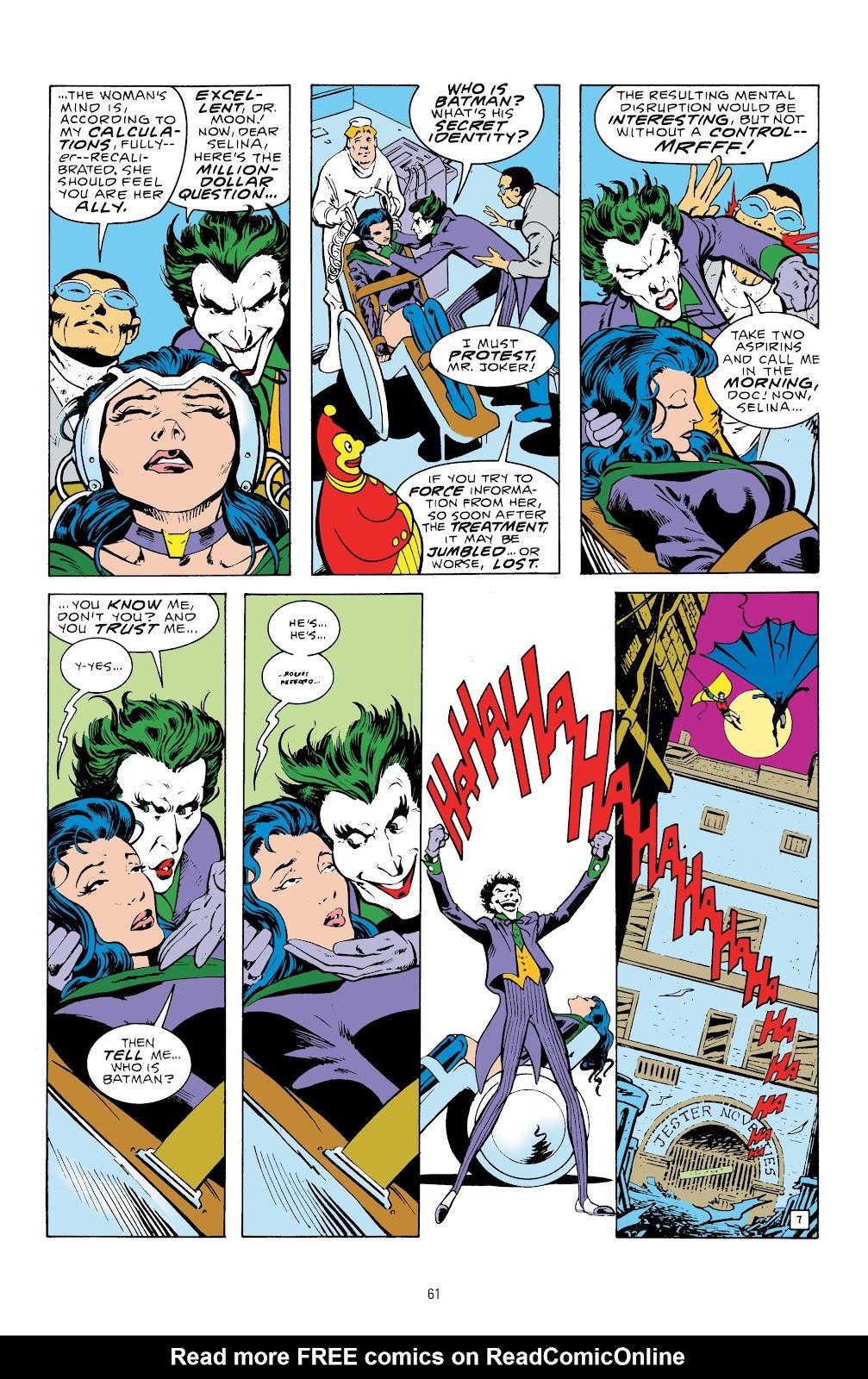 Read online Detective Comics (1937) comic -  Issue # _TPB Batman - The Dark Knight Detective 1 (Part 1) - 61