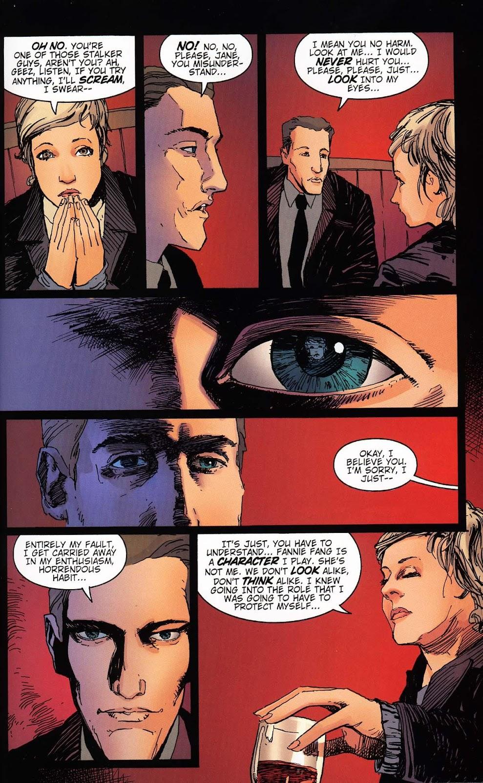 Read online Vampire the Masquerade comic -  Issue # Toreador - 21