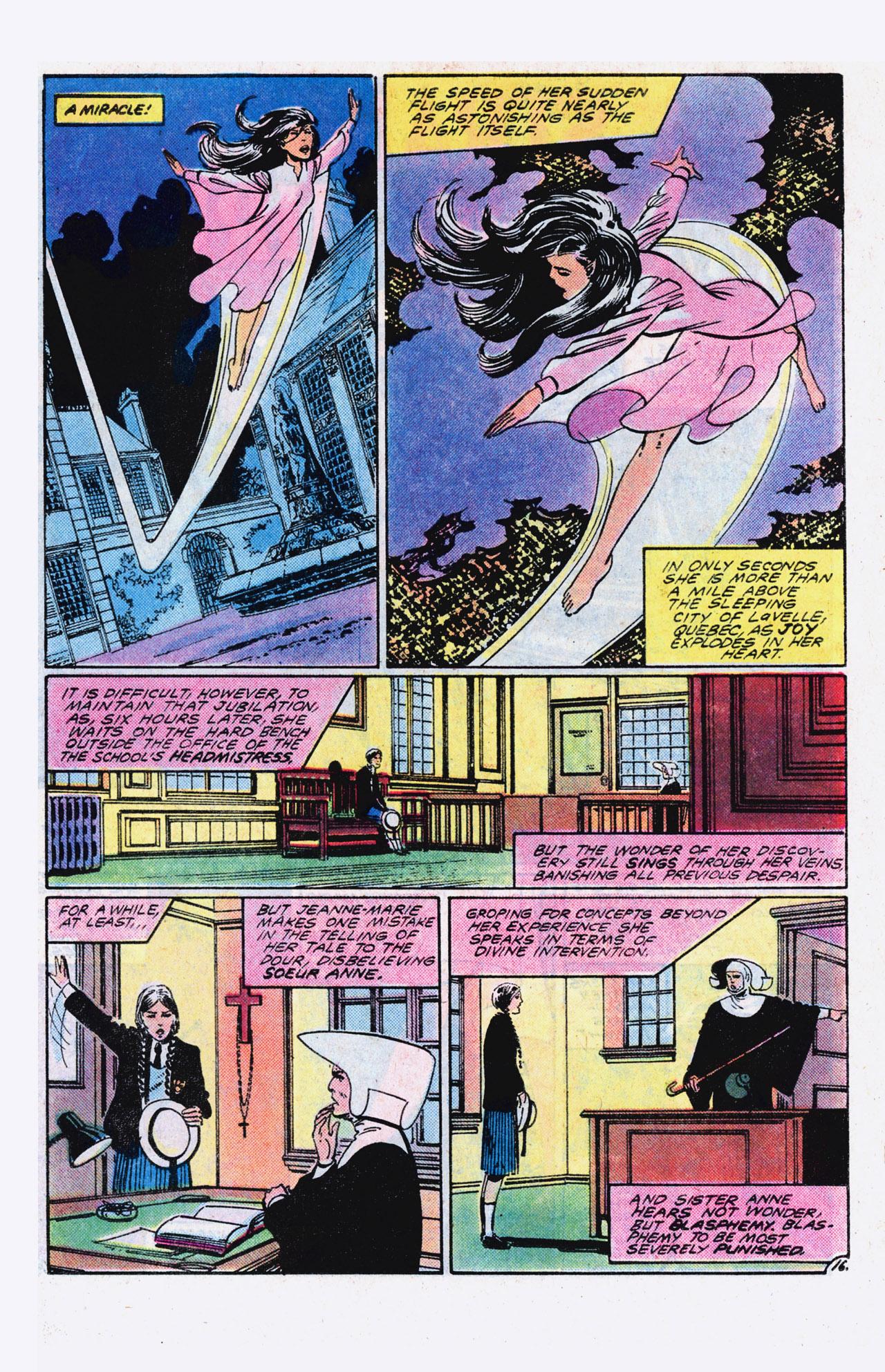Read online Alpha Flight (1983) comic -  Issue #9 - 17