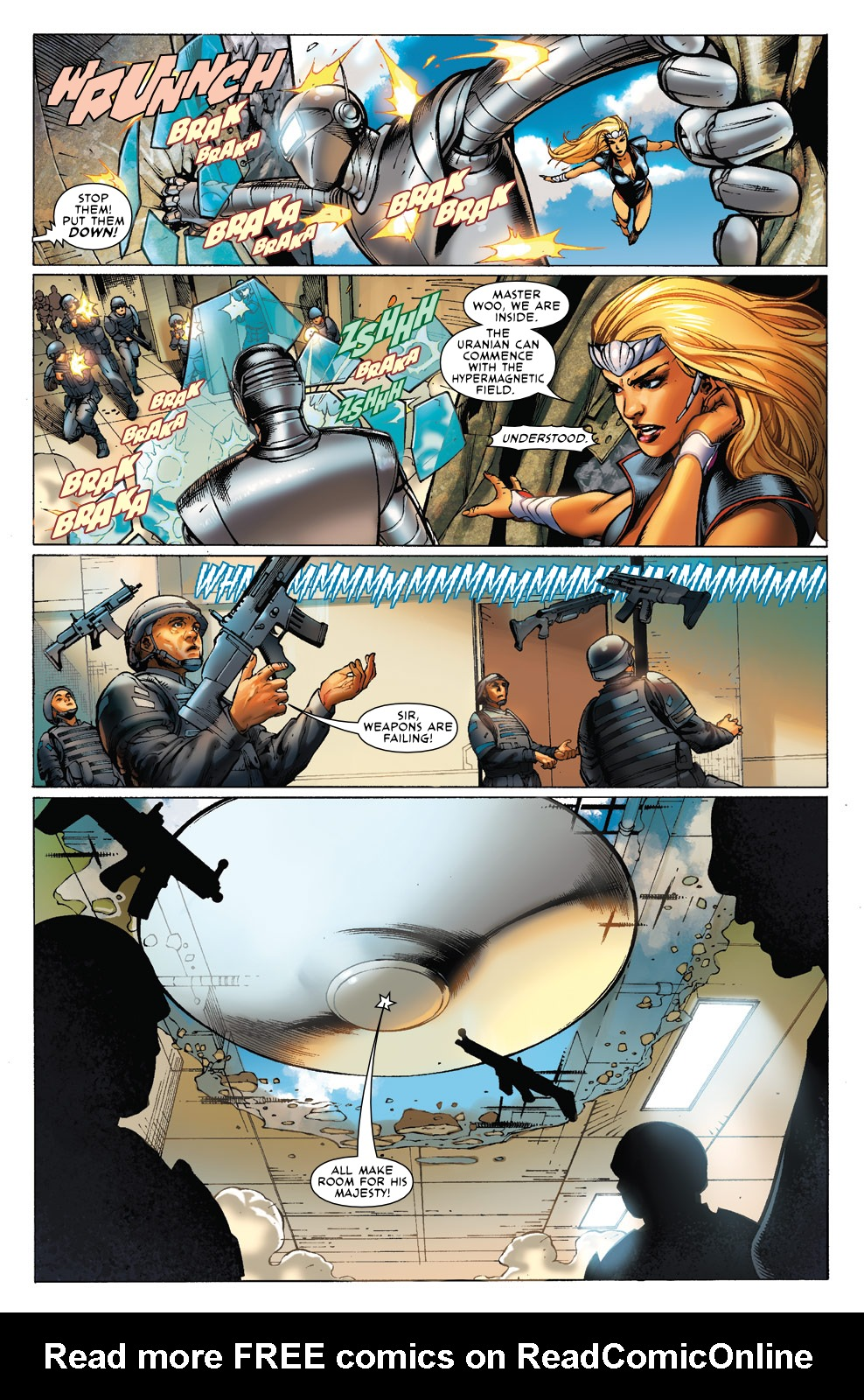 Read online Agents Of Atlas (2009) comic -  Issue #0 - 13