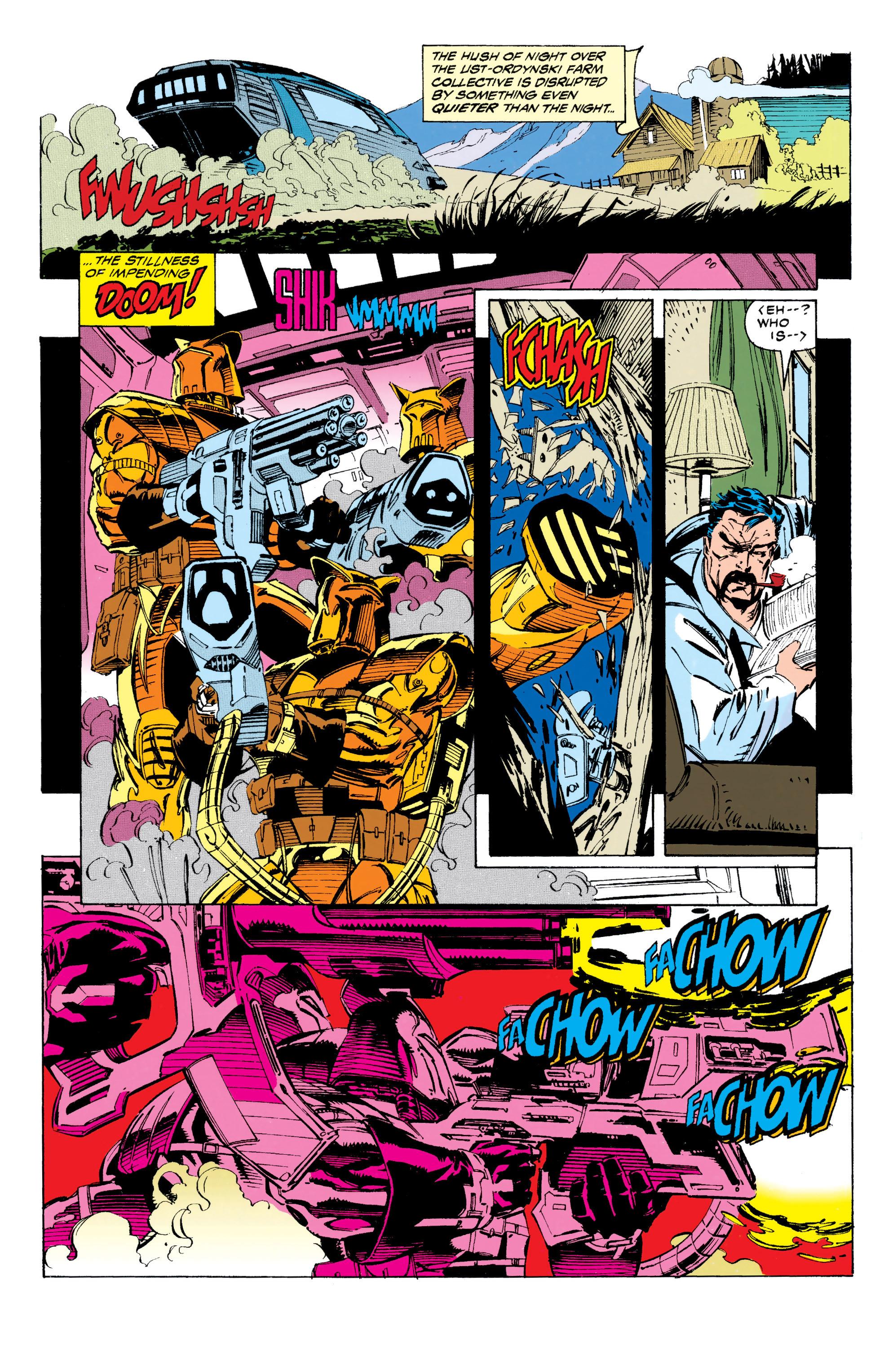 X-Men (1991) 18 Page 19