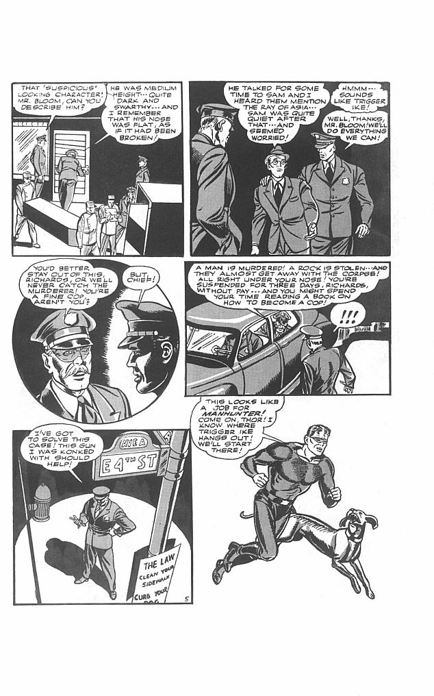 Read online Men of Mystery Comics comic -  Issue #24 - 7