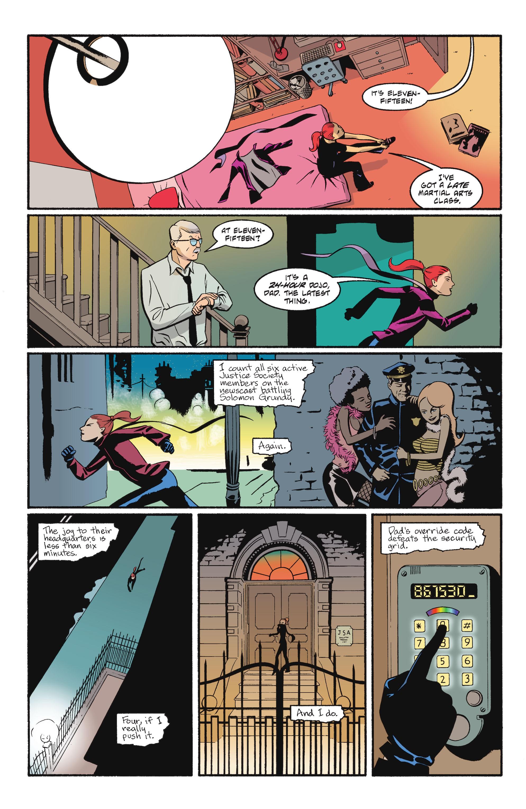 Read online Batgirl/Robin: Year One comic -  Issue # TPB 2 - 11