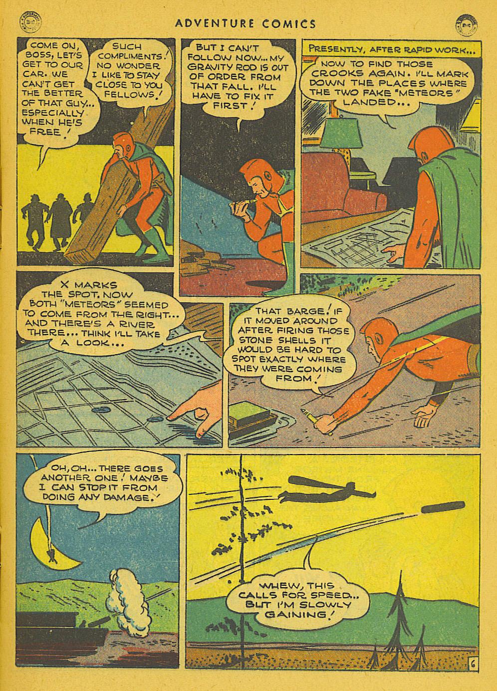Read online Adventure Comics (1938) comic -  Issue #102 - 17