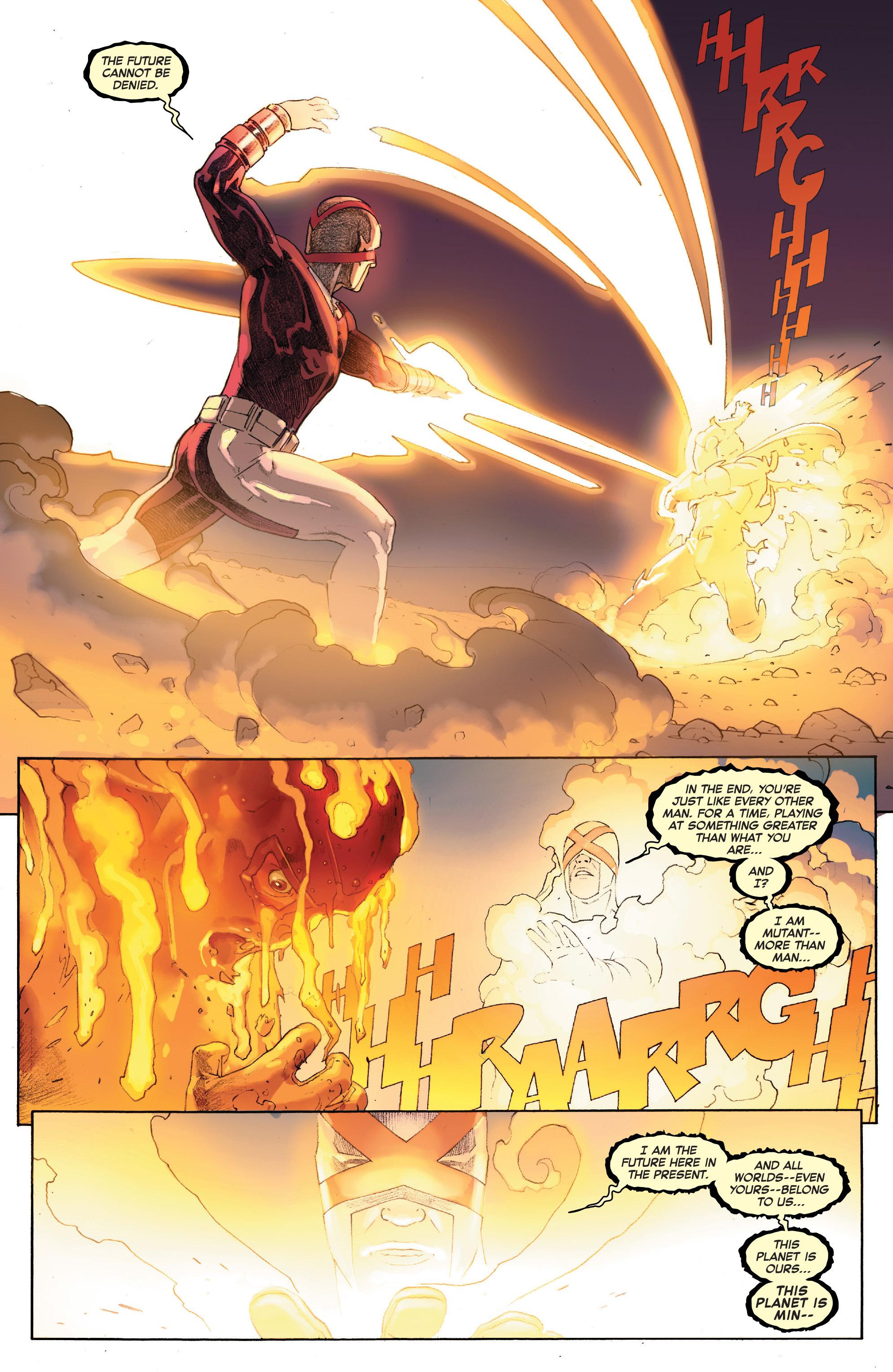 Read online Secret Wars comic -  Issue #4 - 28