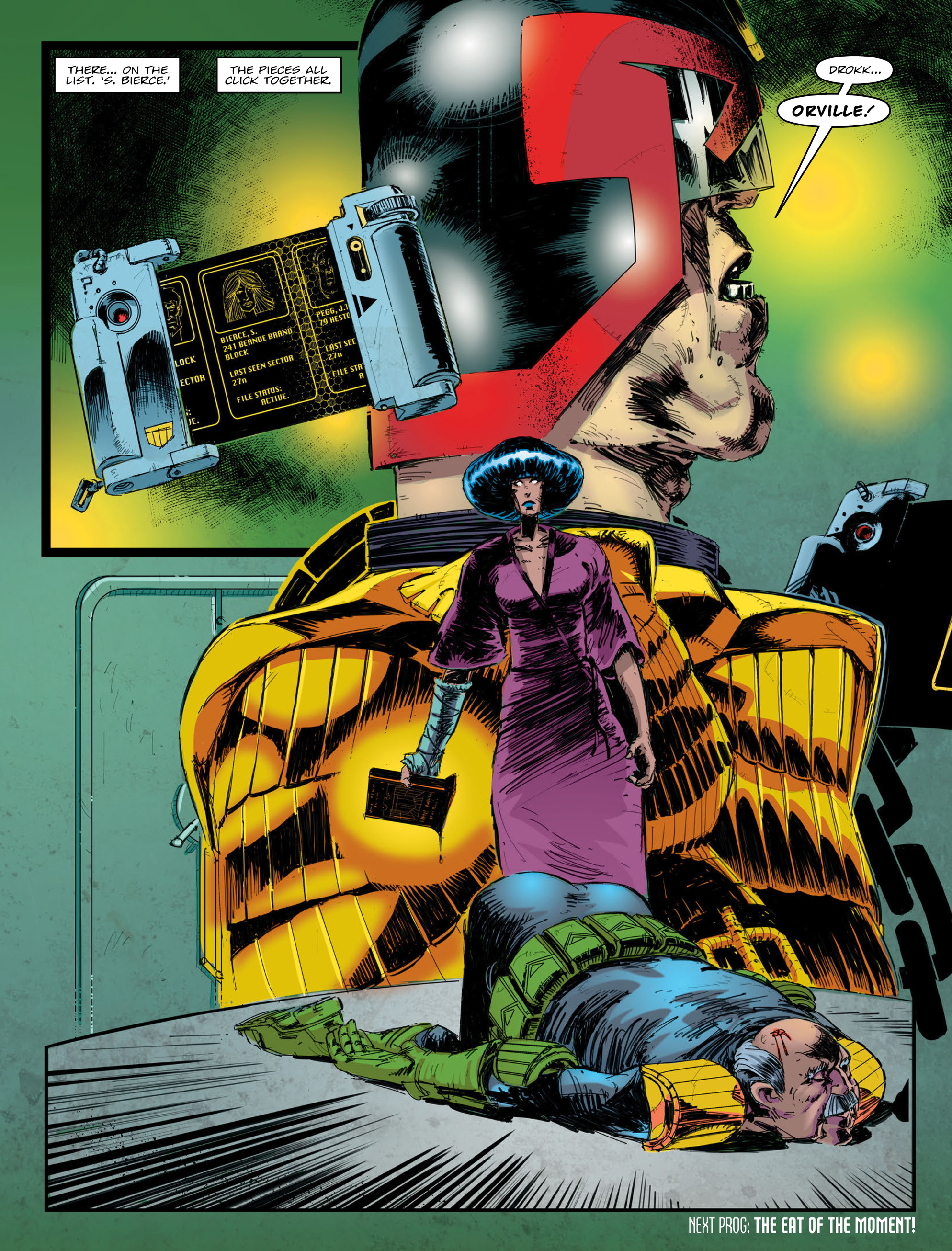 Read online 2000 AD comic -  Issue #2008 - 8