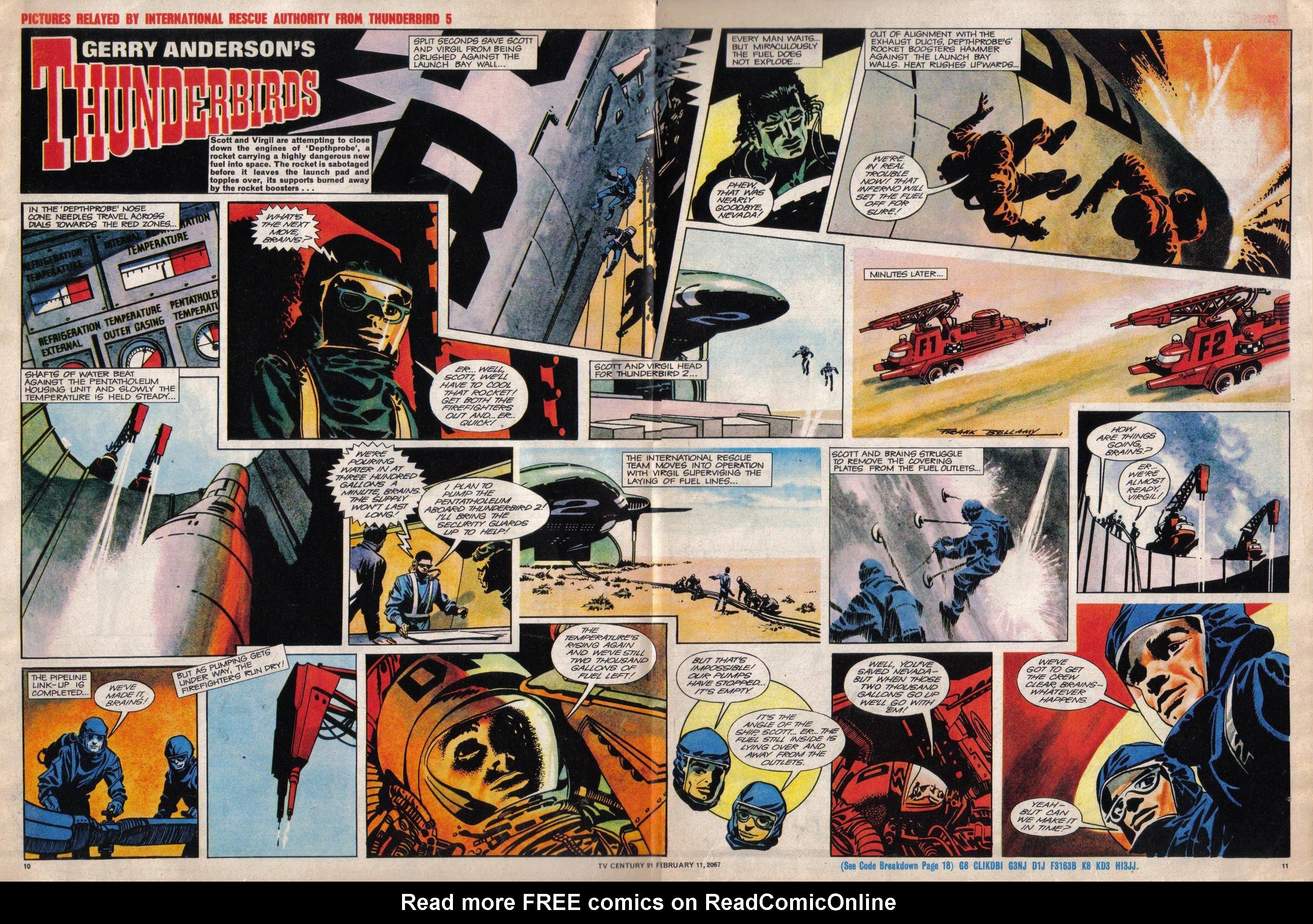 Read online TV Century 21 (TV 21) comic -  Issue #108 - 9