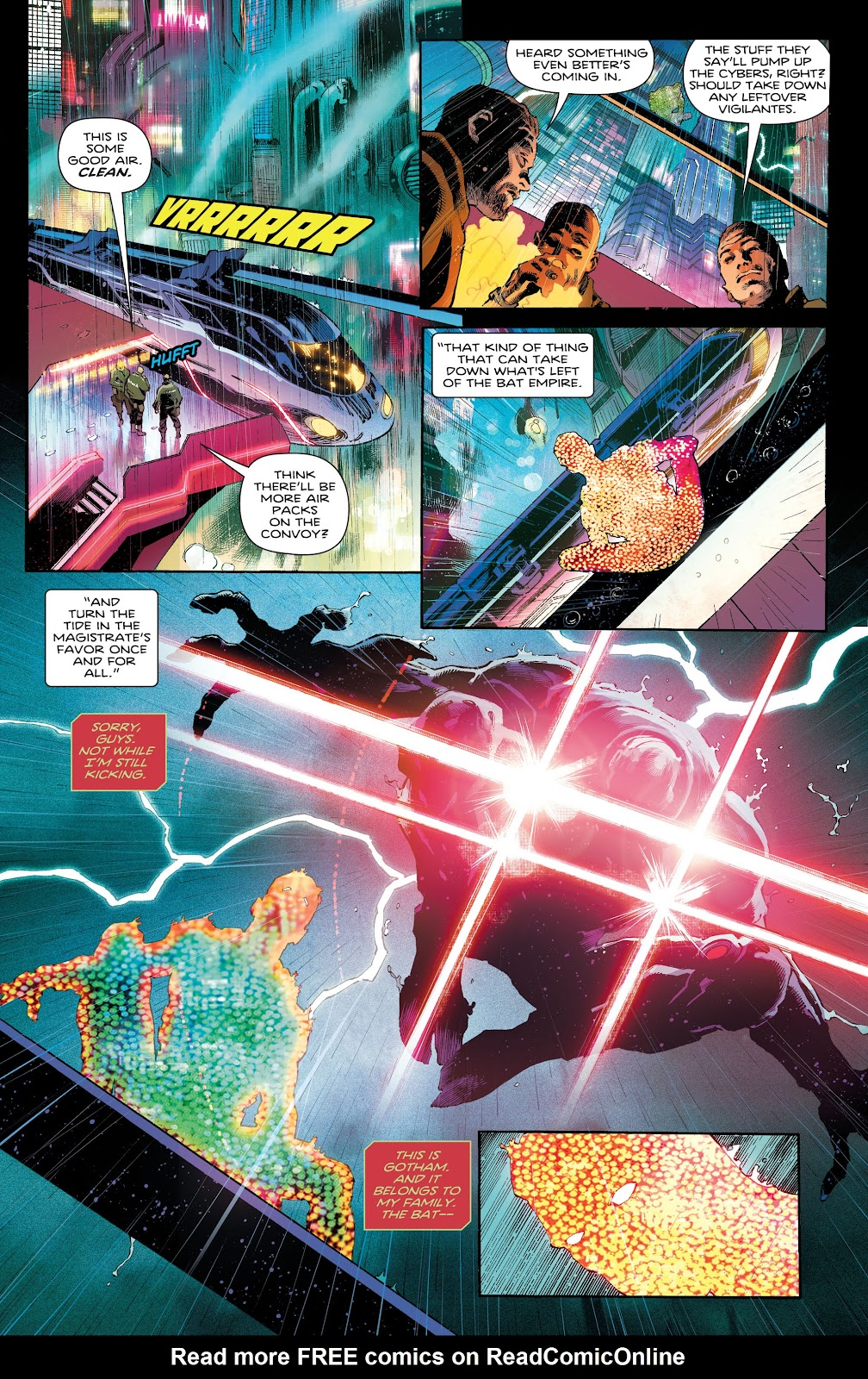 Future State: Robin Eternal issue 1 - Page 3