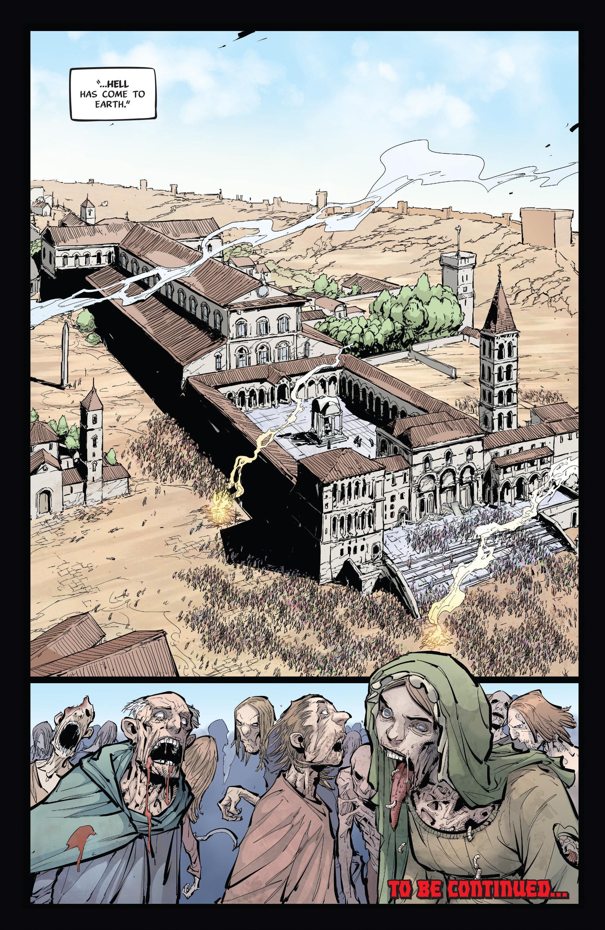Read online Pestilence comic -  Issue #1 - 23