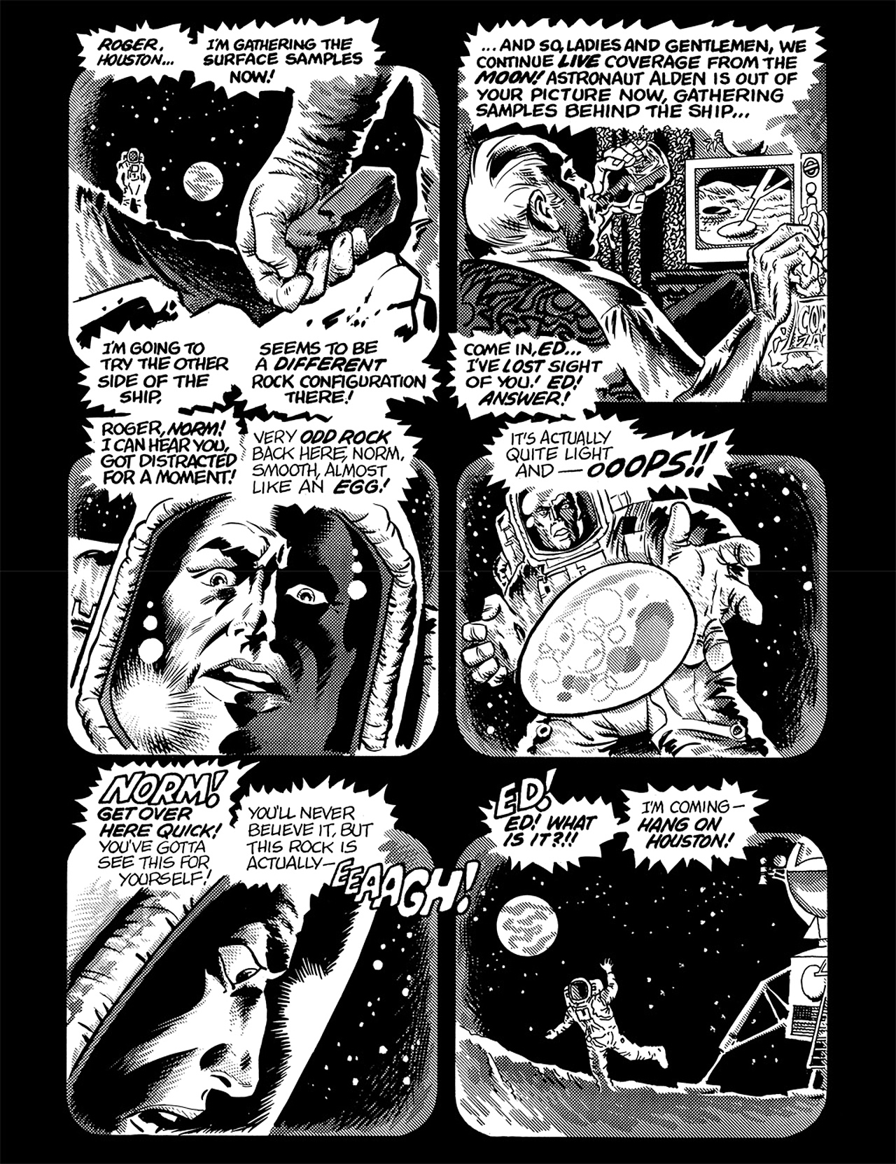 Read online Eerie Archives comic -  Issue # TPB 6 - 45