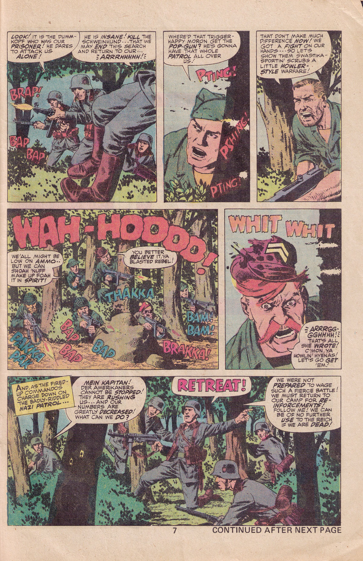 Read online Sgt. Fury comic -  Issue #140 - 9