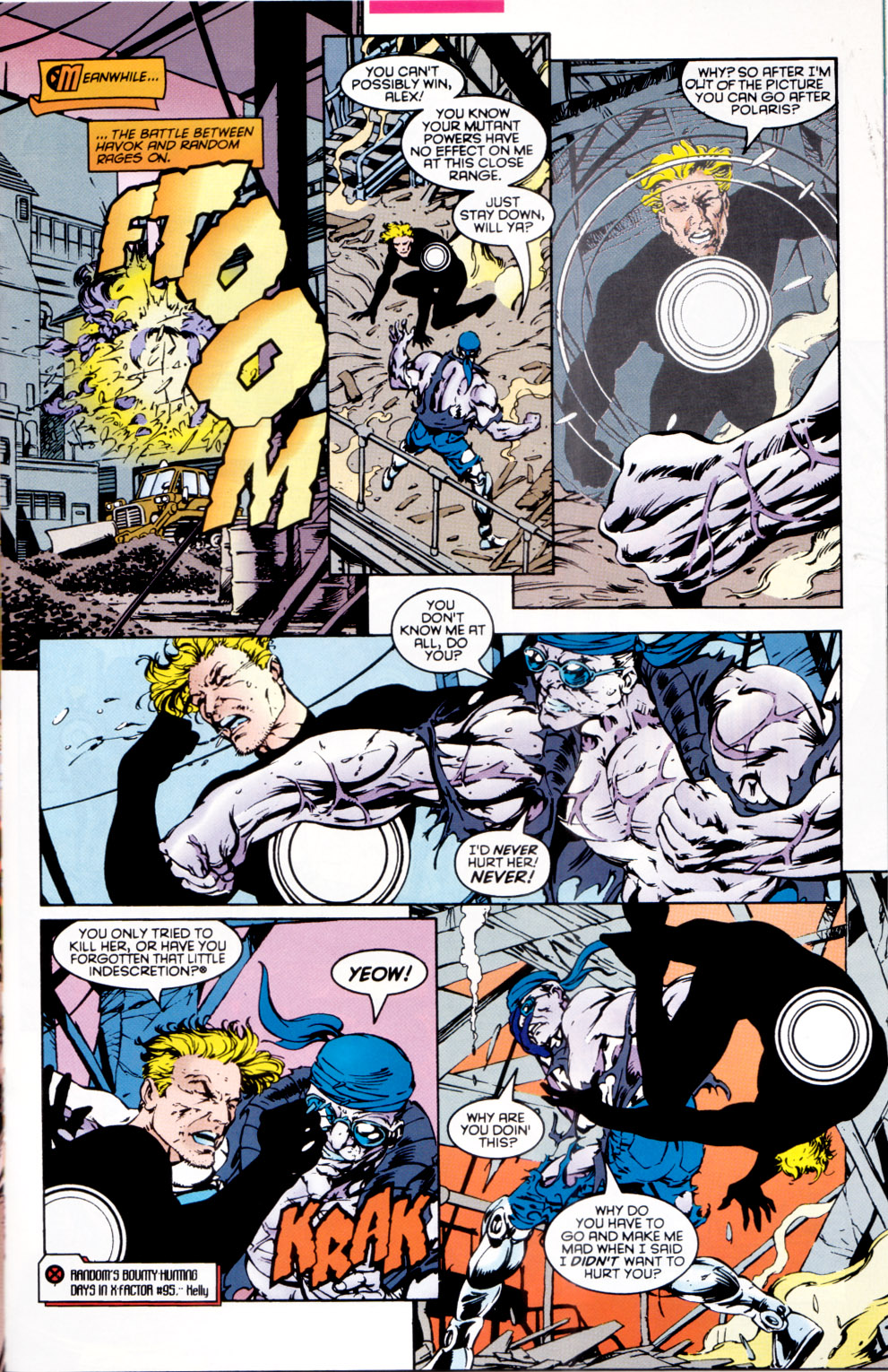 Read online X-Factor (1986) comic -  Issue #118 - 12