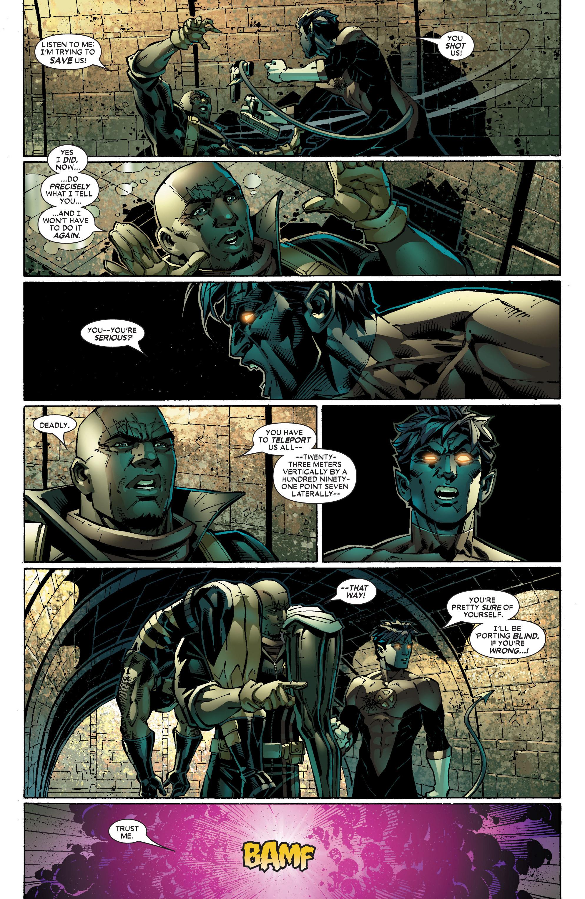 Read online Uncanny X-Men (1963) comic -  Issue #453 - 6