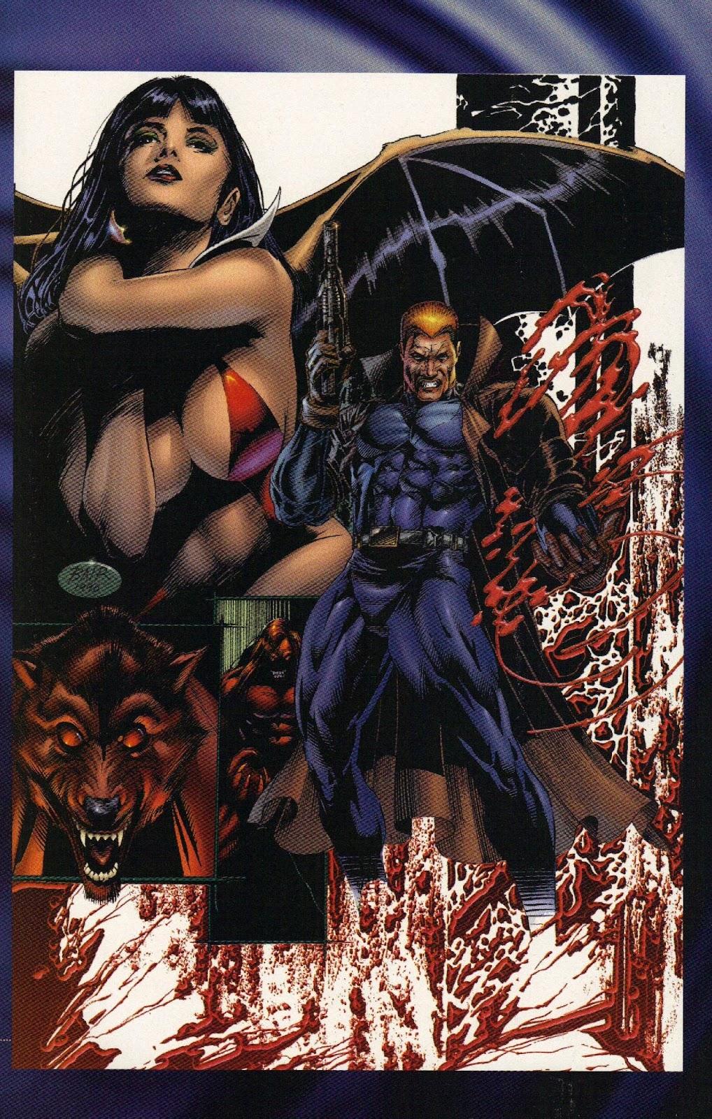 Vampirella vs Hemorrhage issue 1 - Page 27