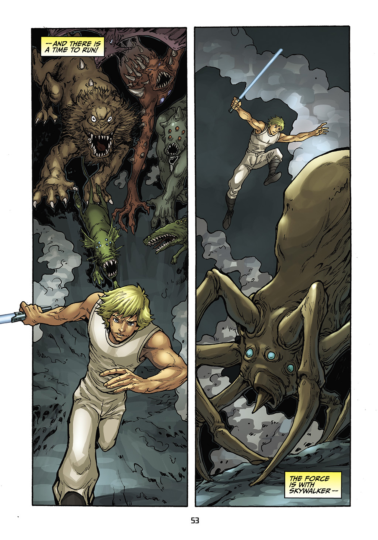 Read online Star Wars Omnibus comic -  Issue # Vol. 33 - 215