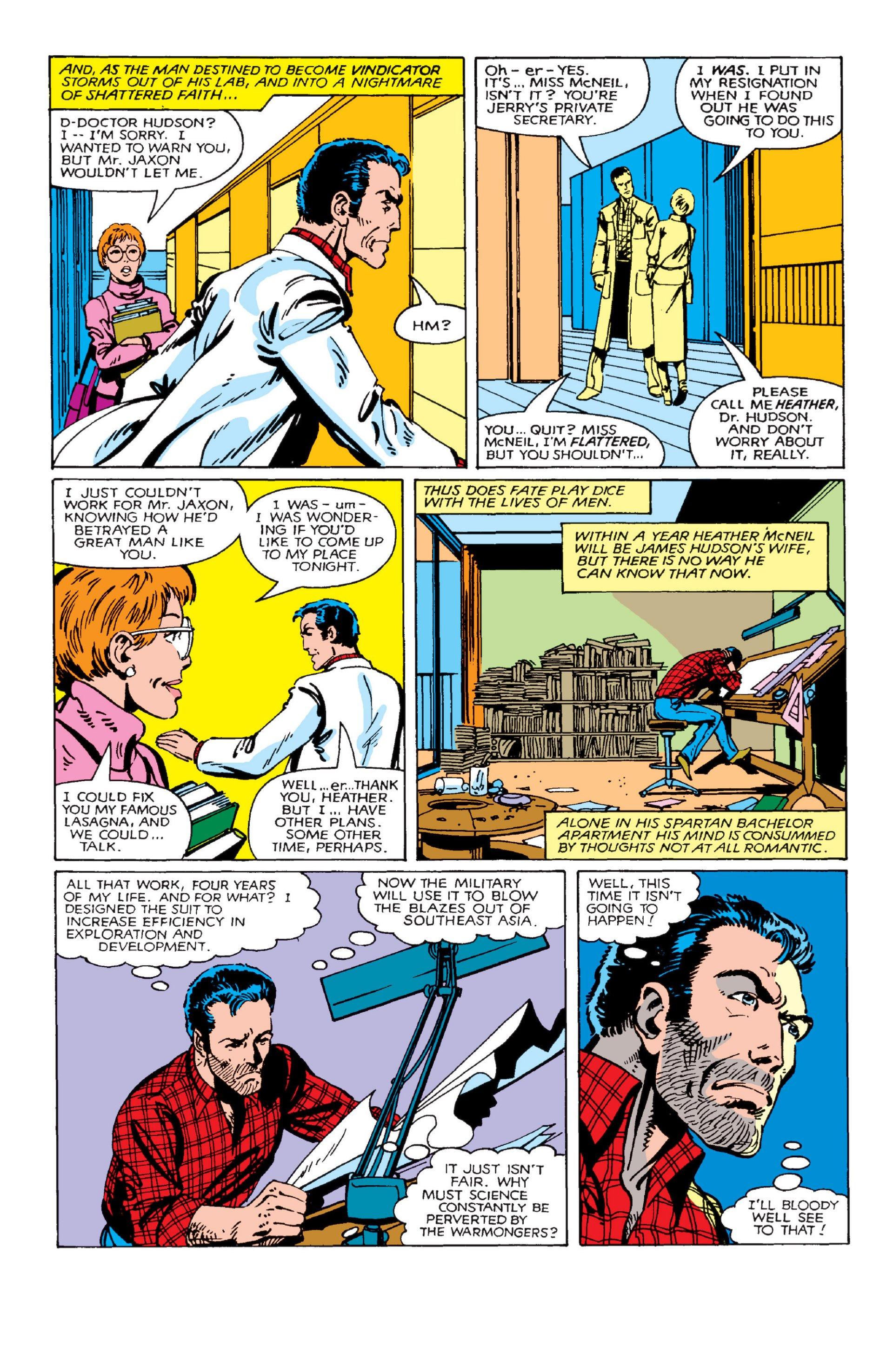Read online Alpha Flight (1983) comic -  Issue #2 - 20